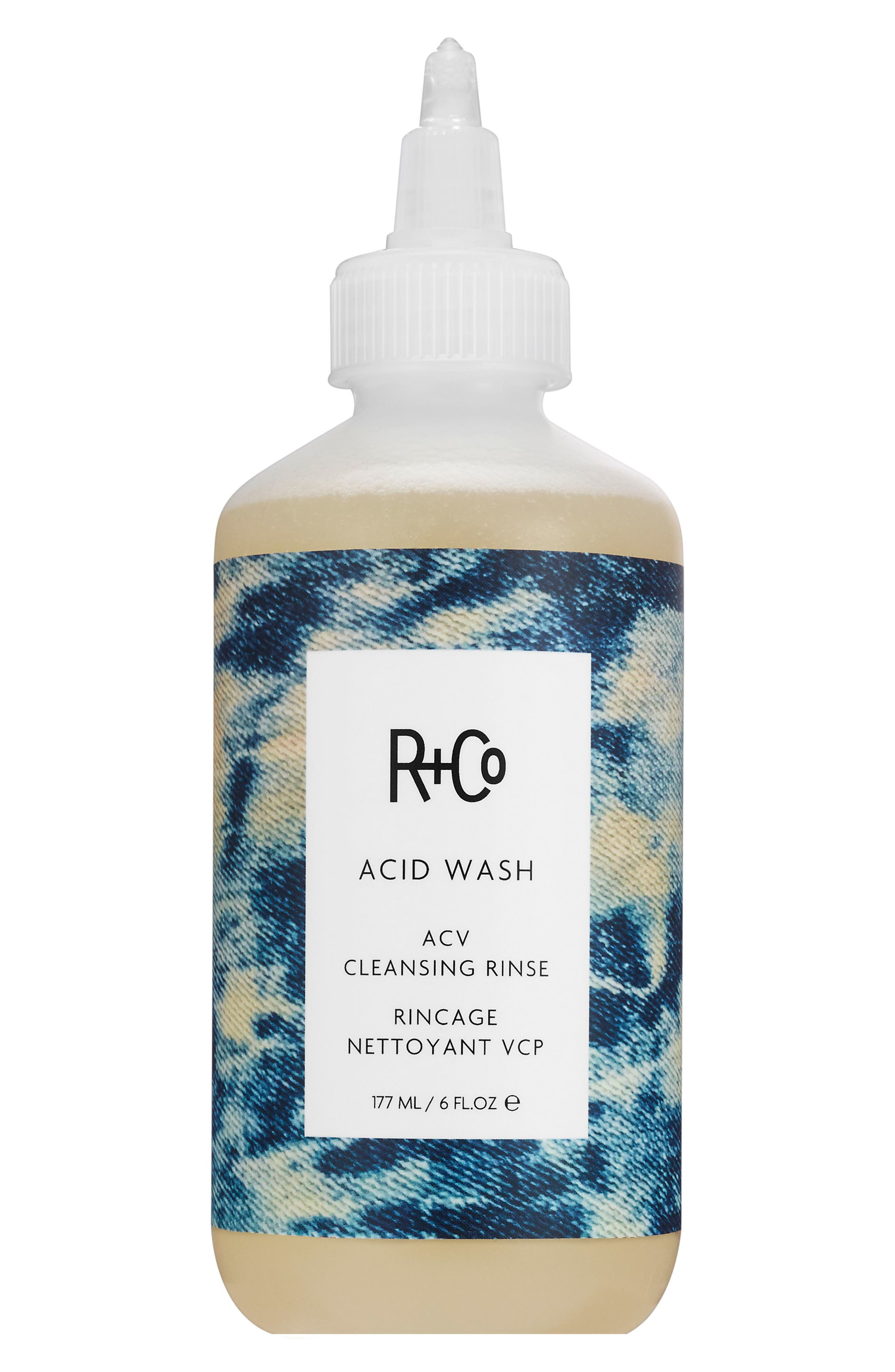 R+CO, SPACE.NK.apothecary R+Co Acid Wash ACV Cleansing Rinse, Main thumbnail 1, color, 000