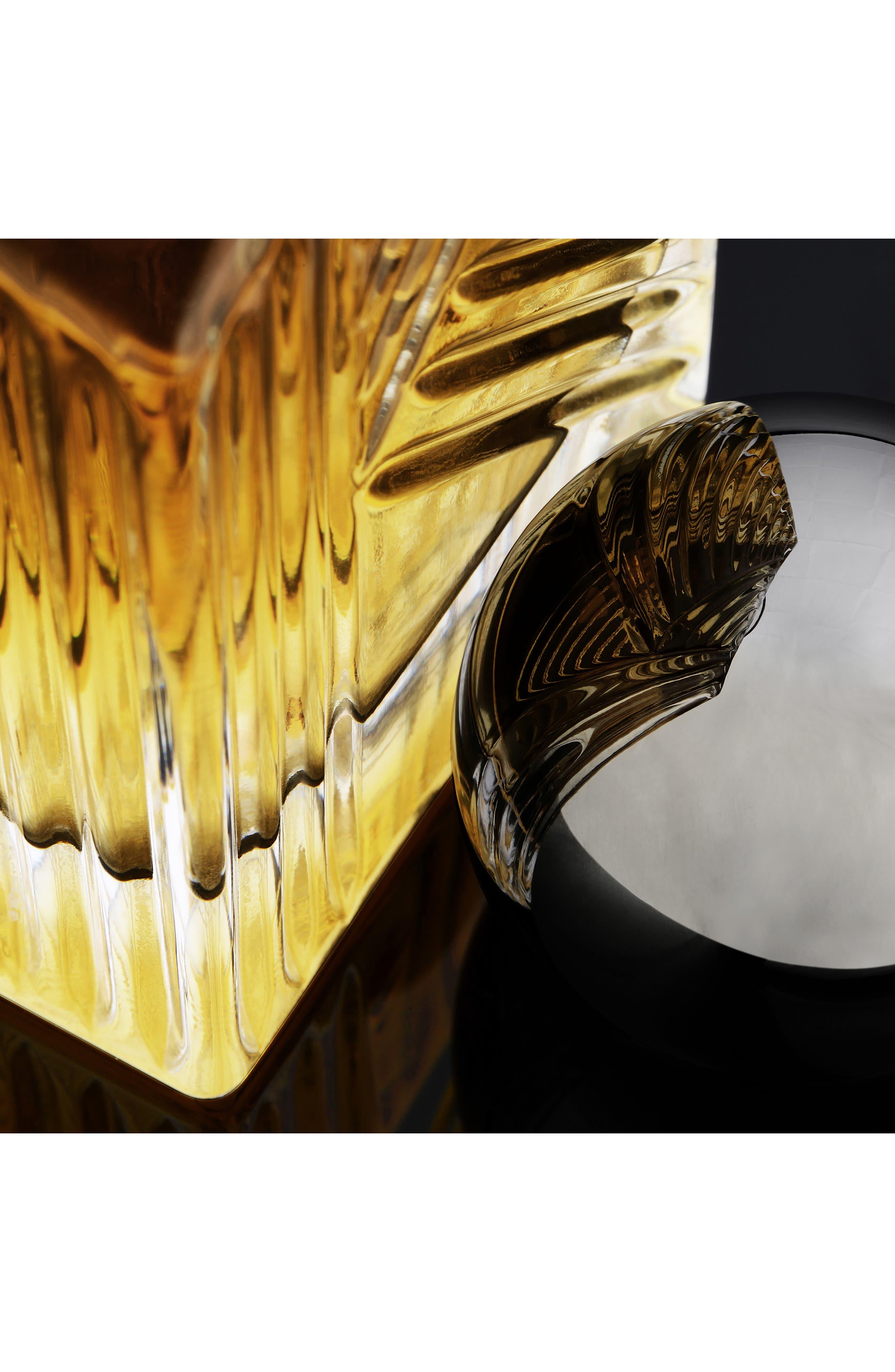 KILIAN, Black Phantom Memento Mori Eau de Parfum Mini Carafe, Alternate thumbnail 3, color, NO COLOR