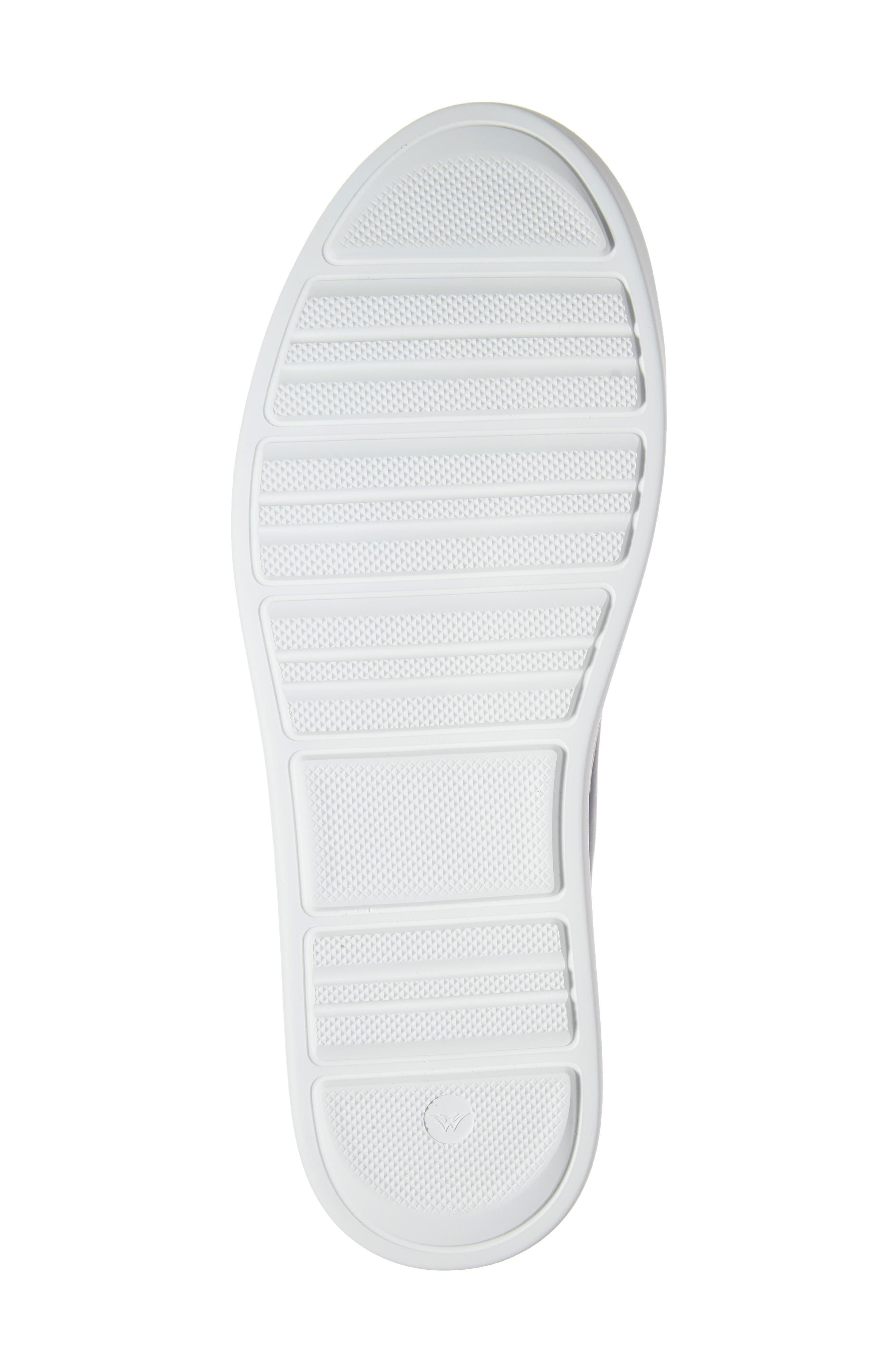 MAGNANNI, Bartolo Sneaker, Alternate thumbnail 6, color, NAVY LEATHER