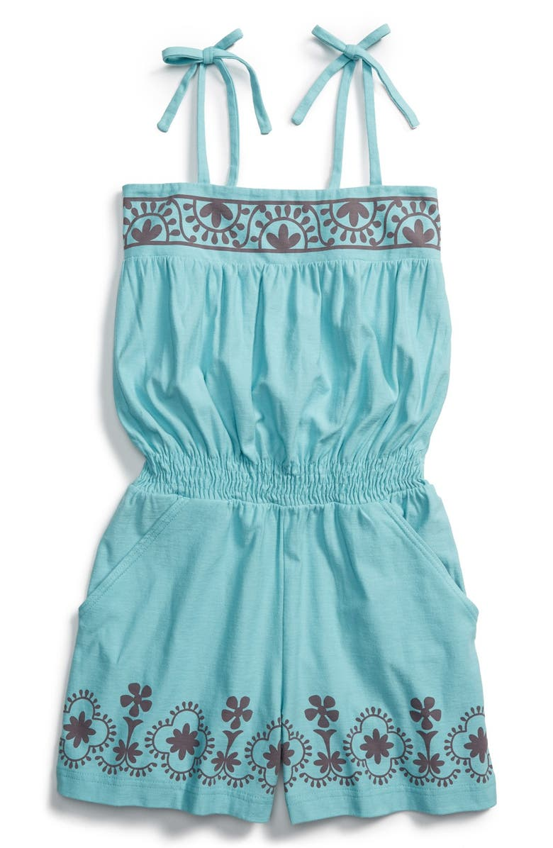 ba9d6a3596e0d Tea Collection 'Bhuvana' Romper (Toddler Girls, Little Girls & Big ...