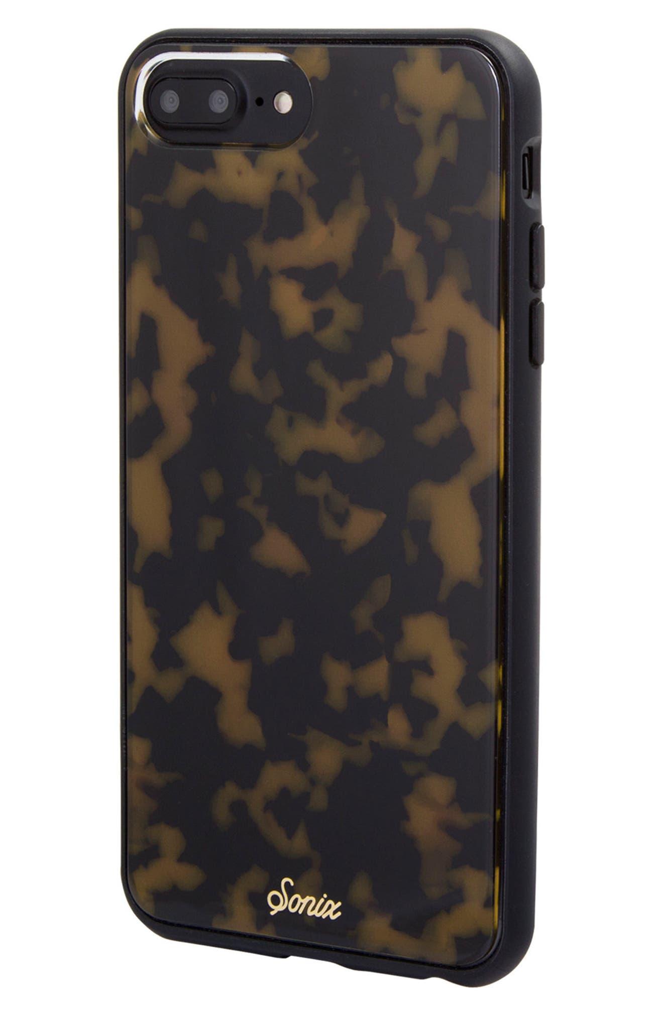 SONIX, Tortoise iPhone 6/6s/7/8 & 6/6s/7/8 Plus Case, Alternate thumbnail 2, color, 200