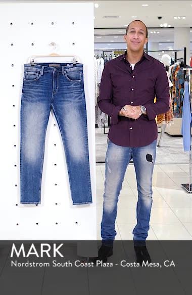 Keith Skinny Fit Jeans, sales video thumbnail