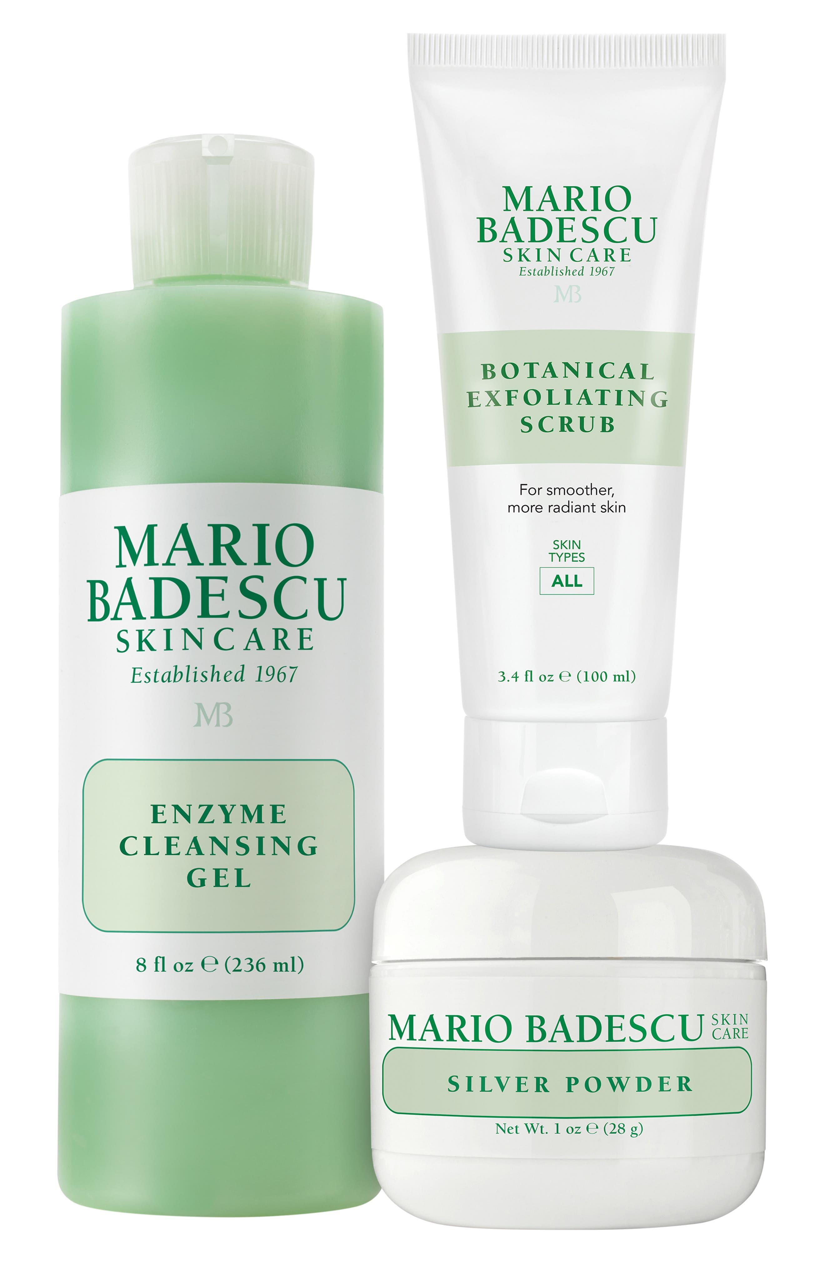 MARIO BADESCU Clear Skin Trio, Main, color, NO COLOR