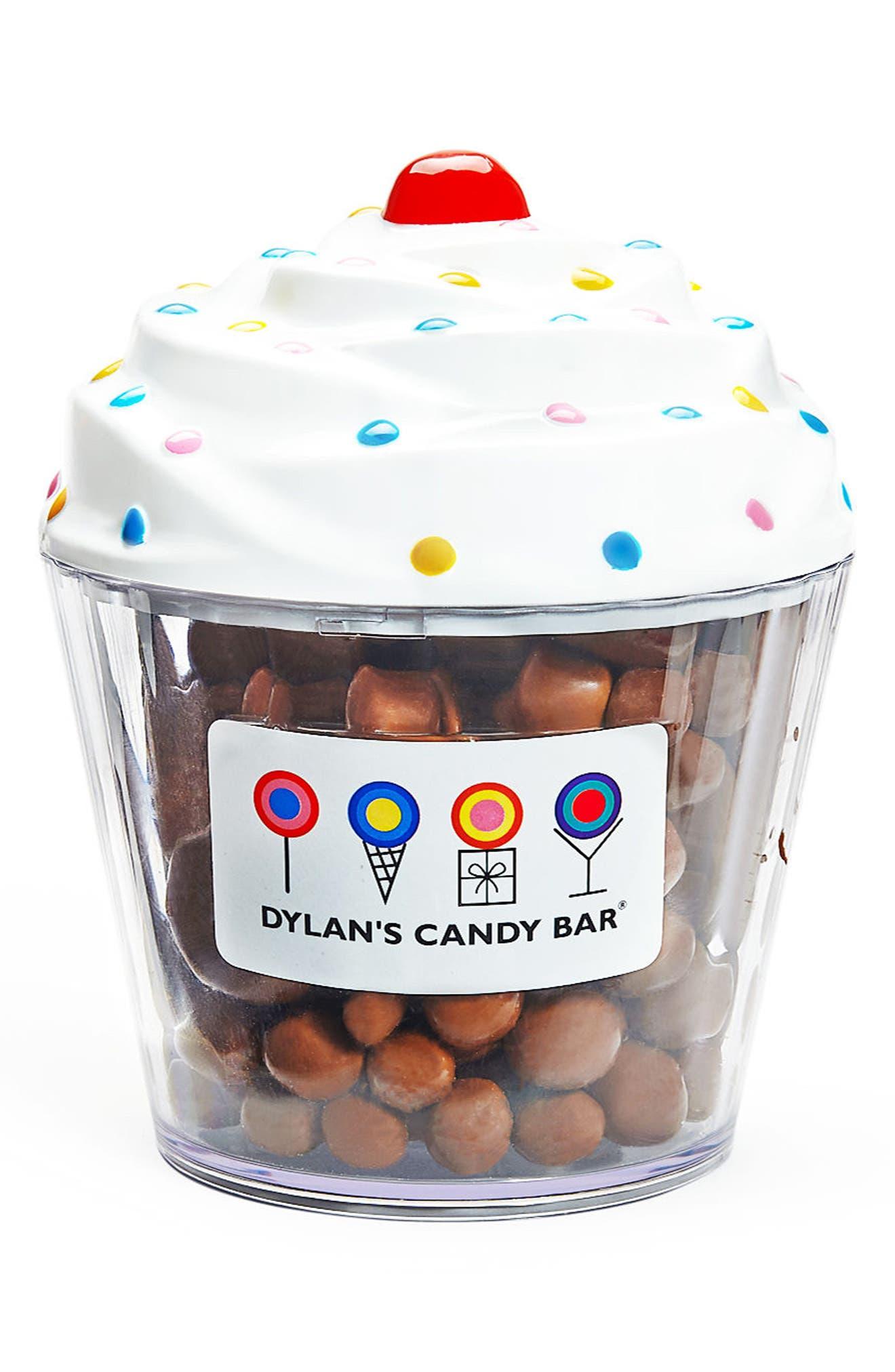 DYLAN'S CANDY BAR, Chocolate Bakery Mix Cupcake, Main thumbnail 1, color, BROWN