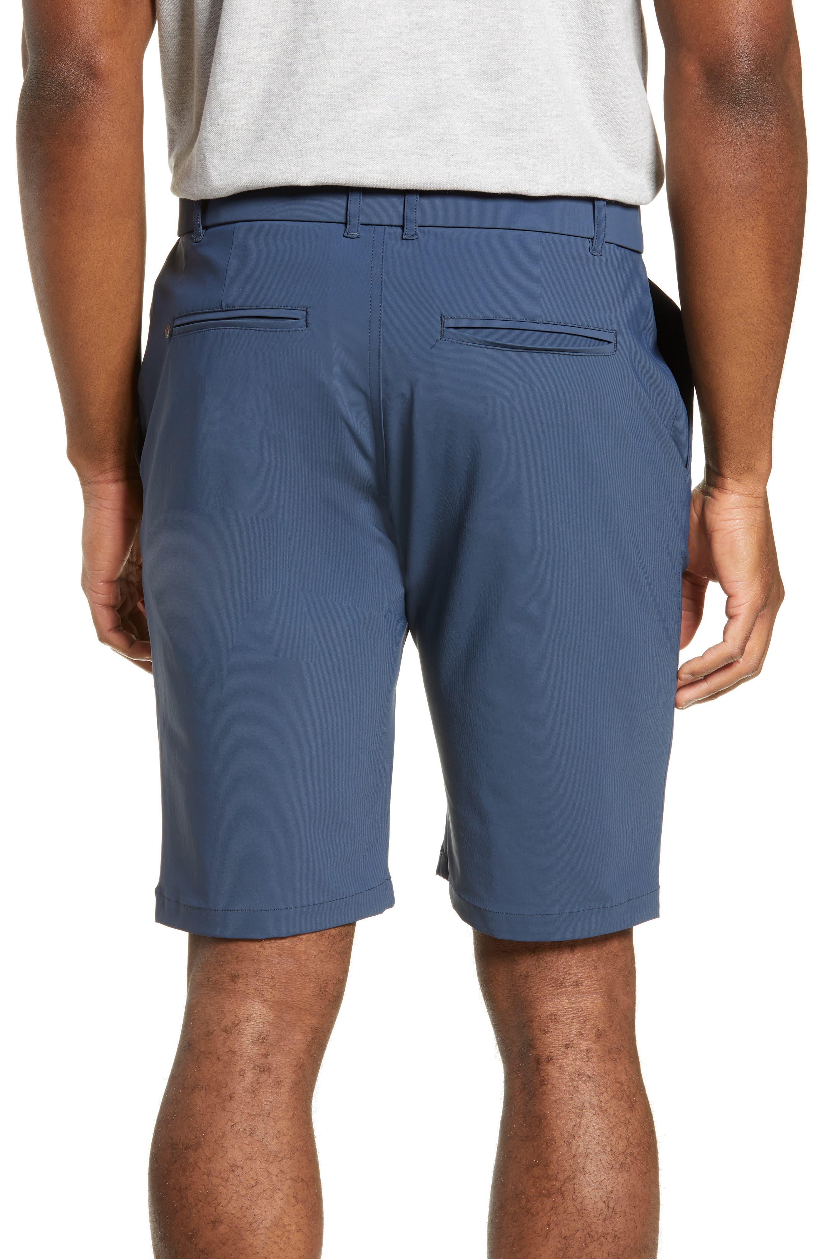 GREYSON, Montauk Technical Shorts, Alternate thumbnail 2, color, EEL