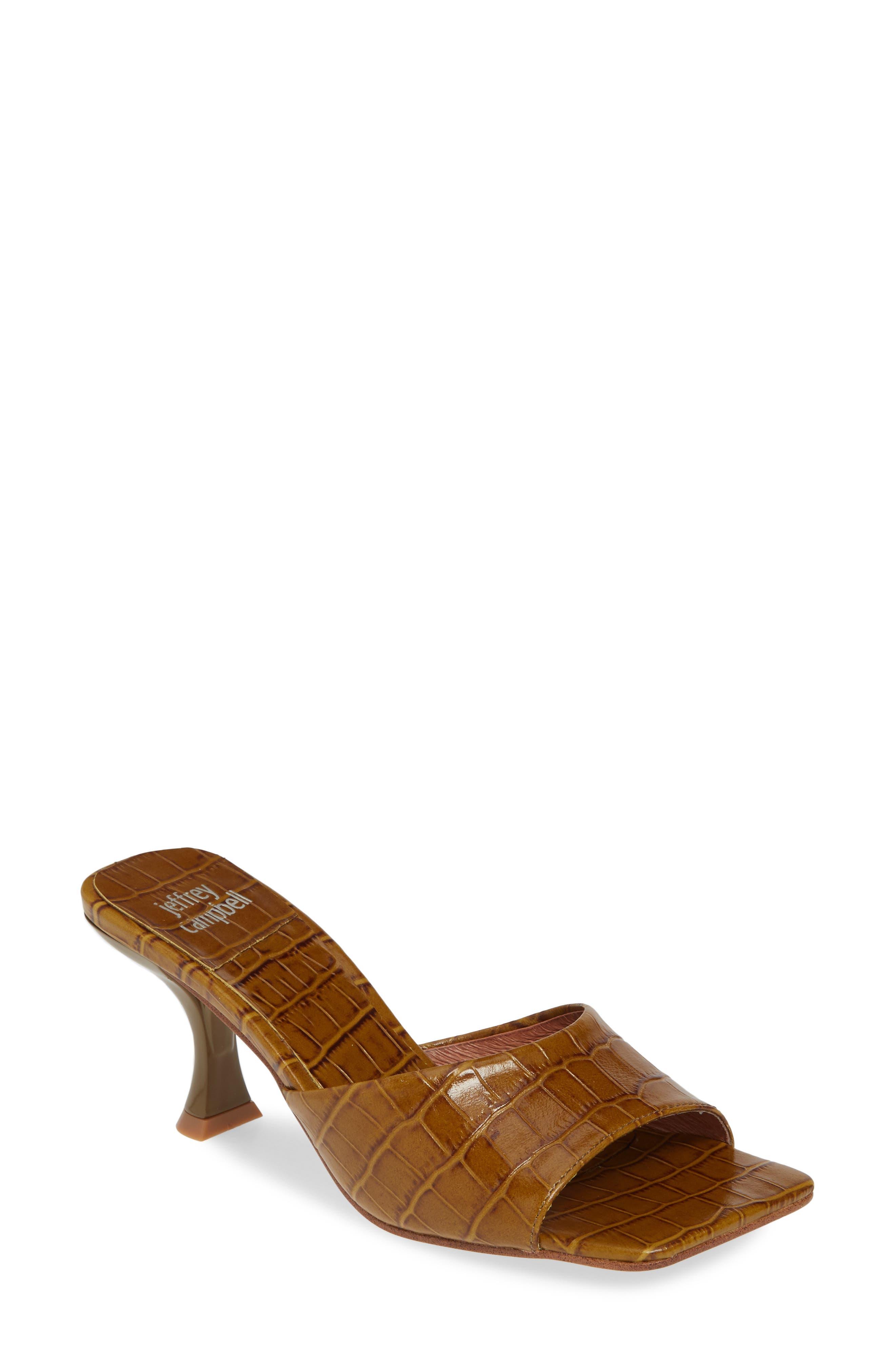 JEFFREY CAMPBELL Mr-Big Slide Sandal, Main, color, 250
