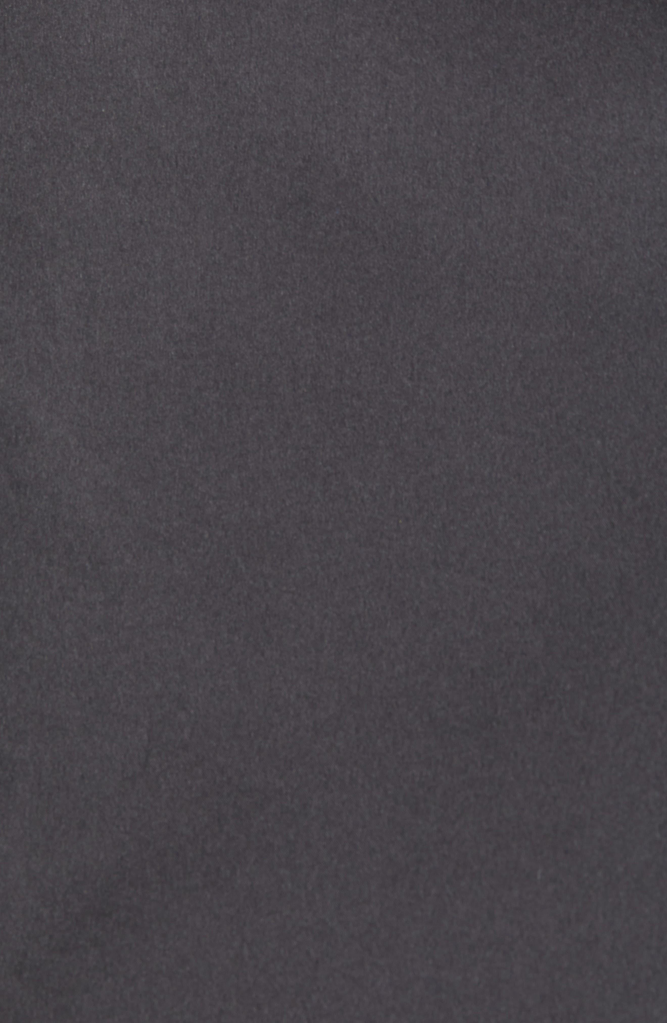 PATAGONIA, Light & Variable<sup>™</sup> Wind & Water Resistant Hooded Jacket, Alternate thumbnail 7, color, INK BLACK