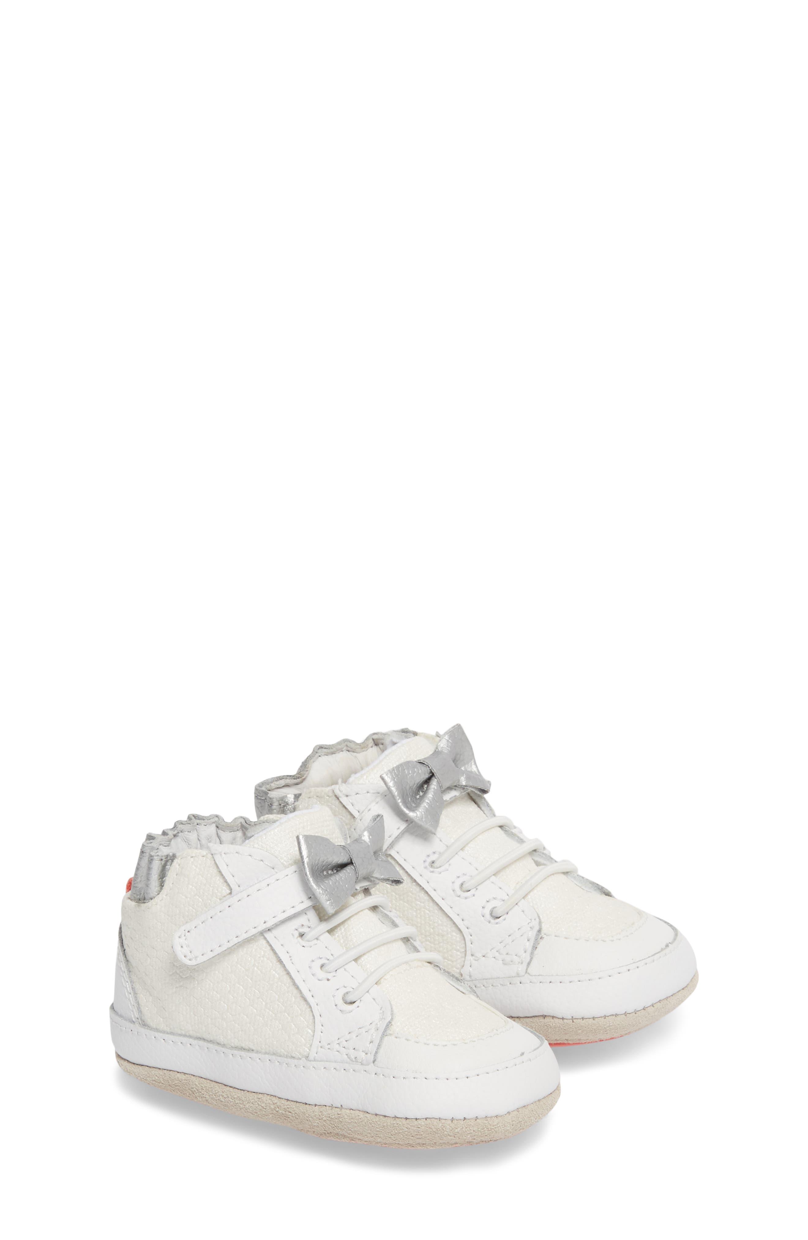 ROBEEZ<SUP>®</SUP>, Skipping Stella Sneaker, Main thumbnail 1, color, 100
