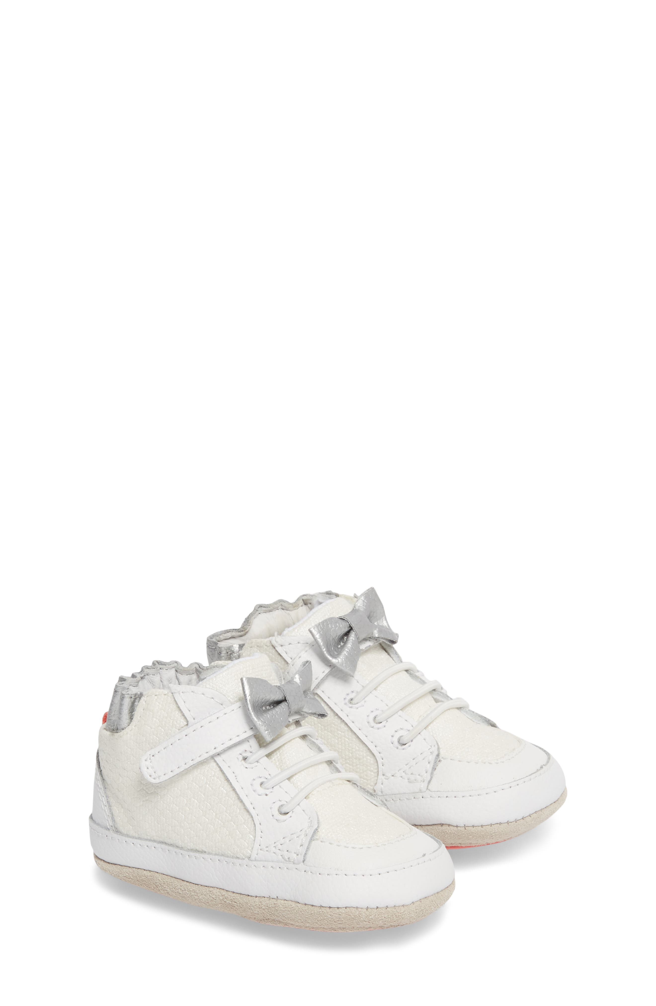 ROBEEZ<SUP>®</SUP> Skipping Stella Sneaker, Main, color, 100