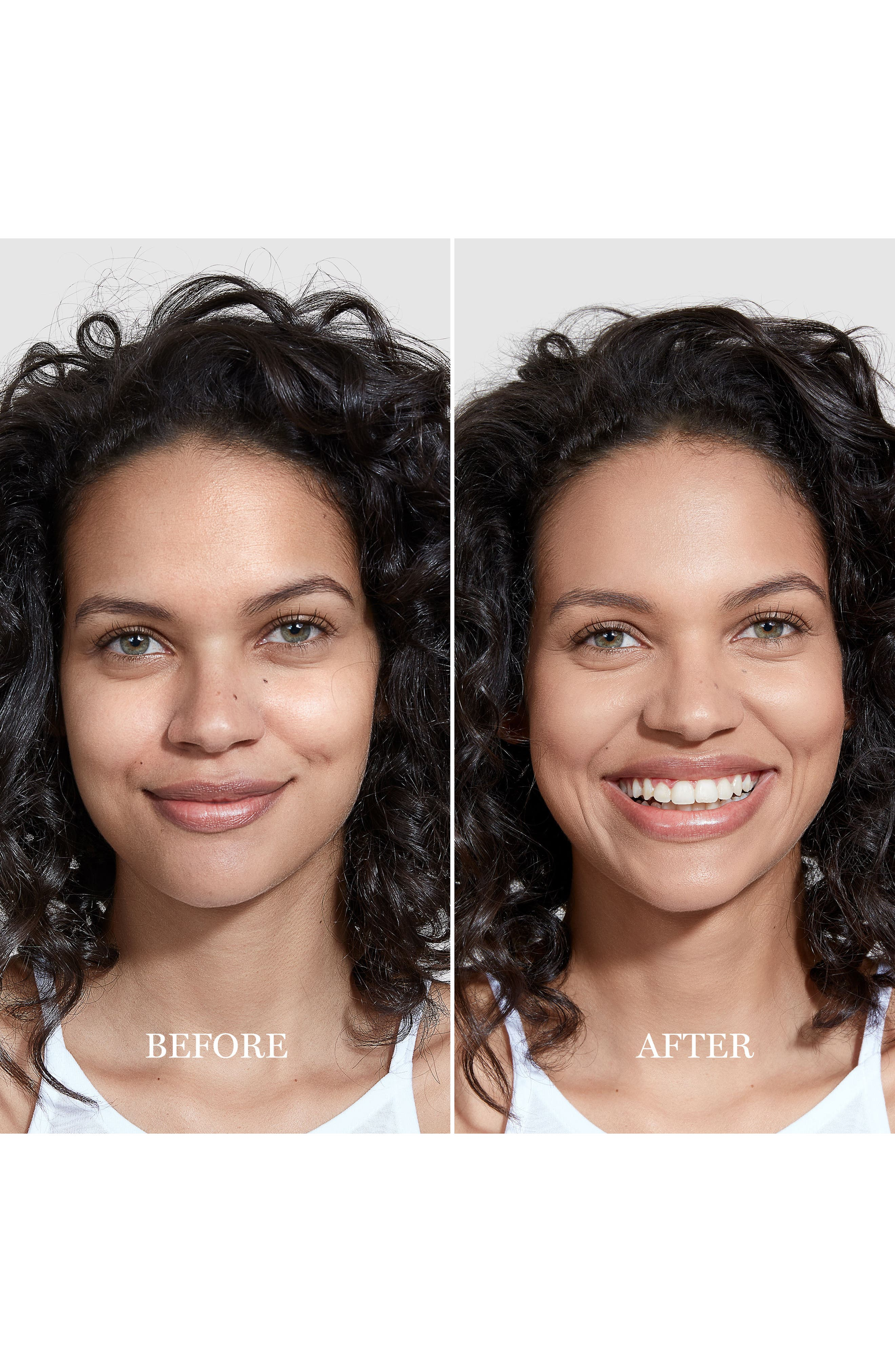 LANCÔME, Skin Feels Good Hydrating Skin Tint Healthy Glow SPF 23, Alternate thumbnail 4, color, 05N RADIANT TAN
