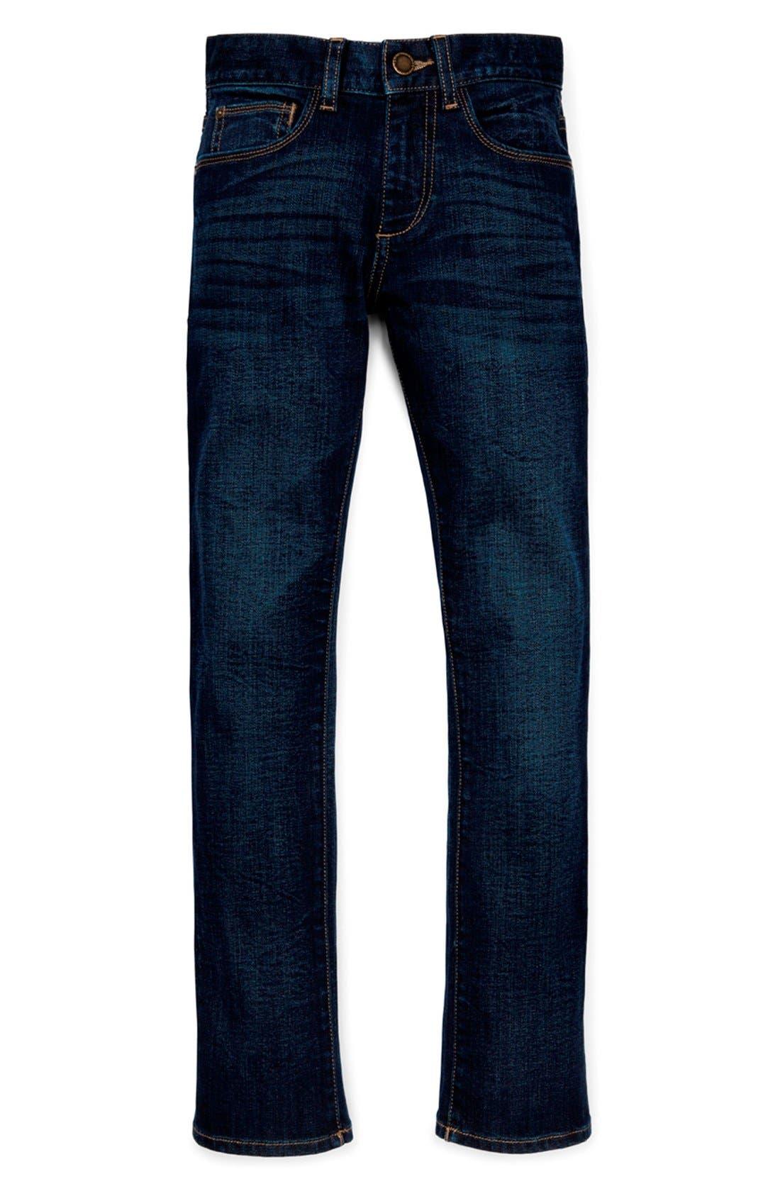 DL1961, 'Brady' Slim Fit Jeans, Main thumbnail 1, color, FERRET