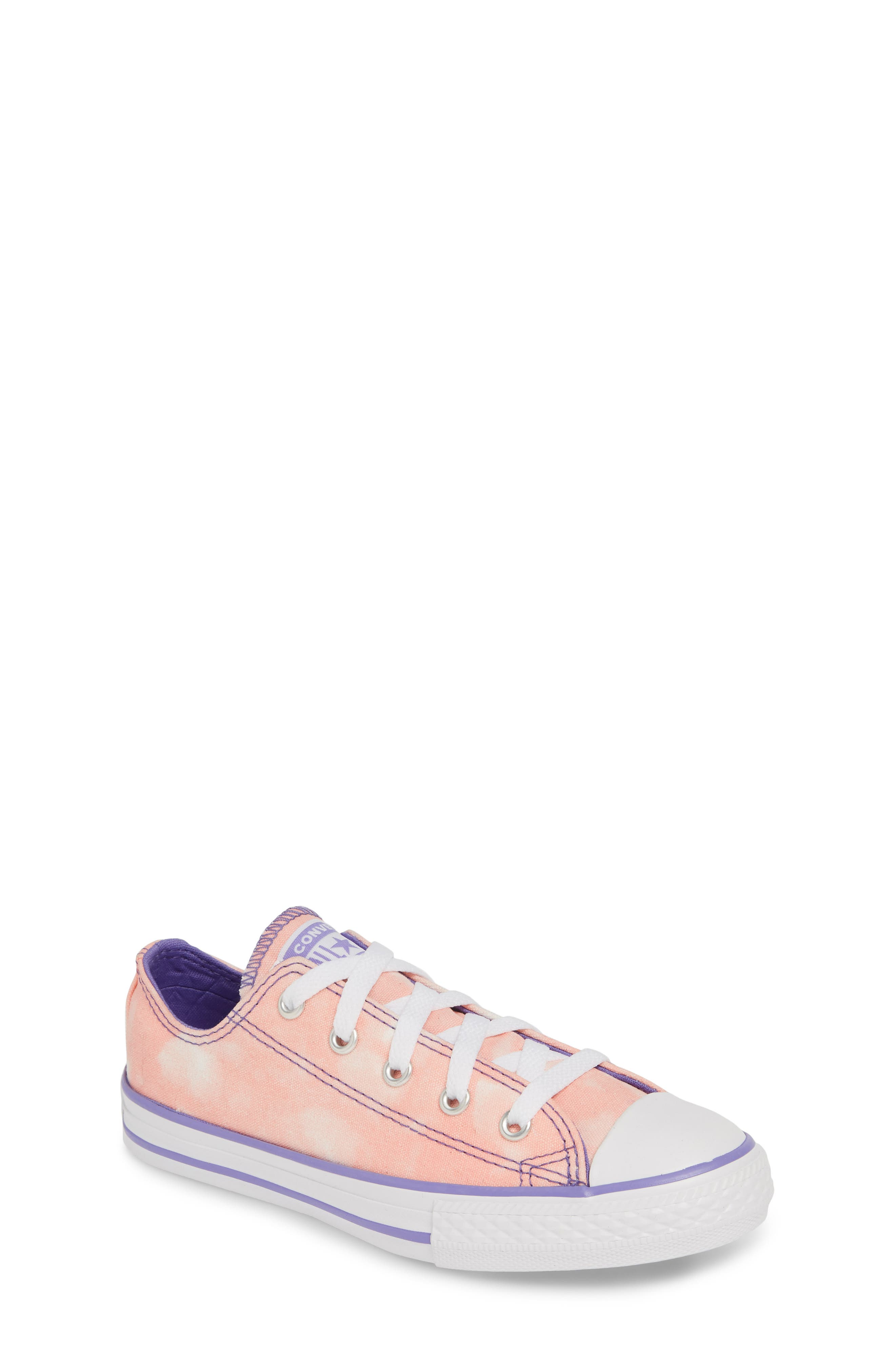 Toddler Converse Chuck Taylor All Star Low Top Sneaker Size 12 M  Pink