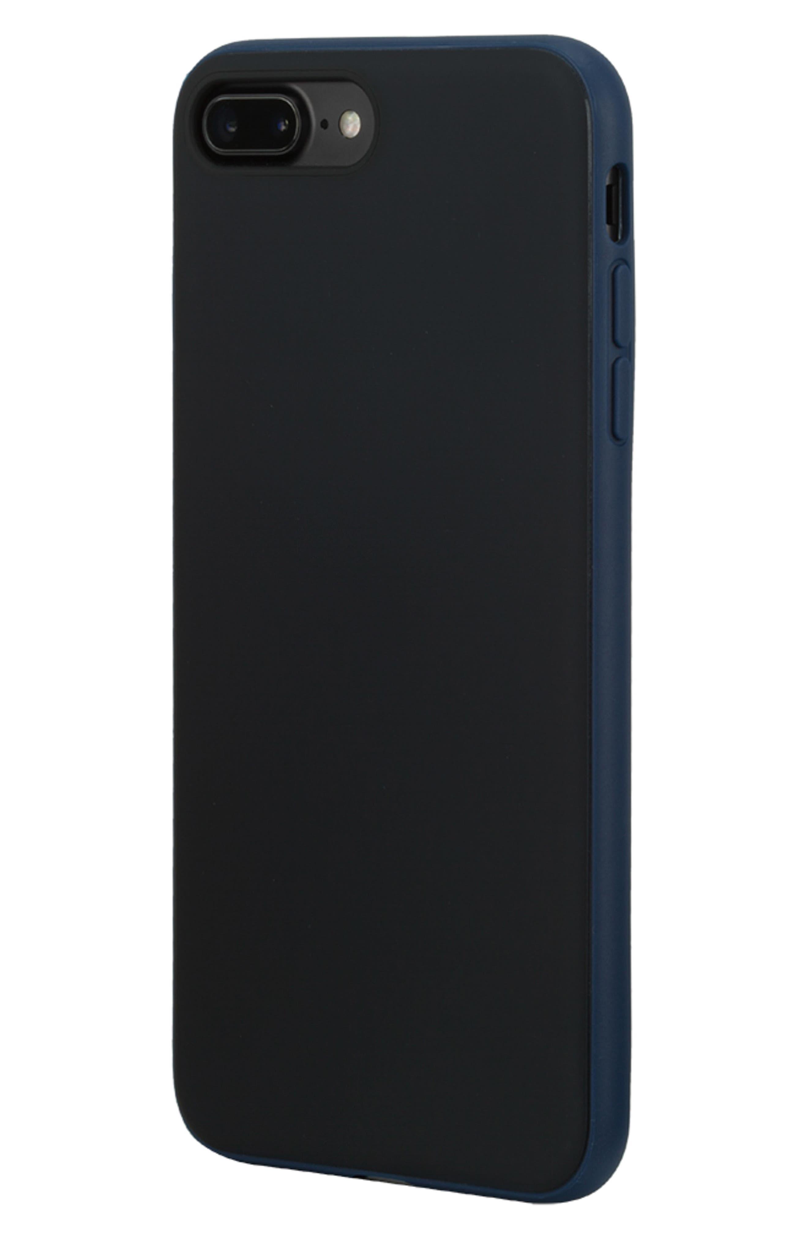 INCASE DESIGNS, Pop Tint iPhone 7/8 Plus Case, Alternate thumbnail 7, color, NAVY
