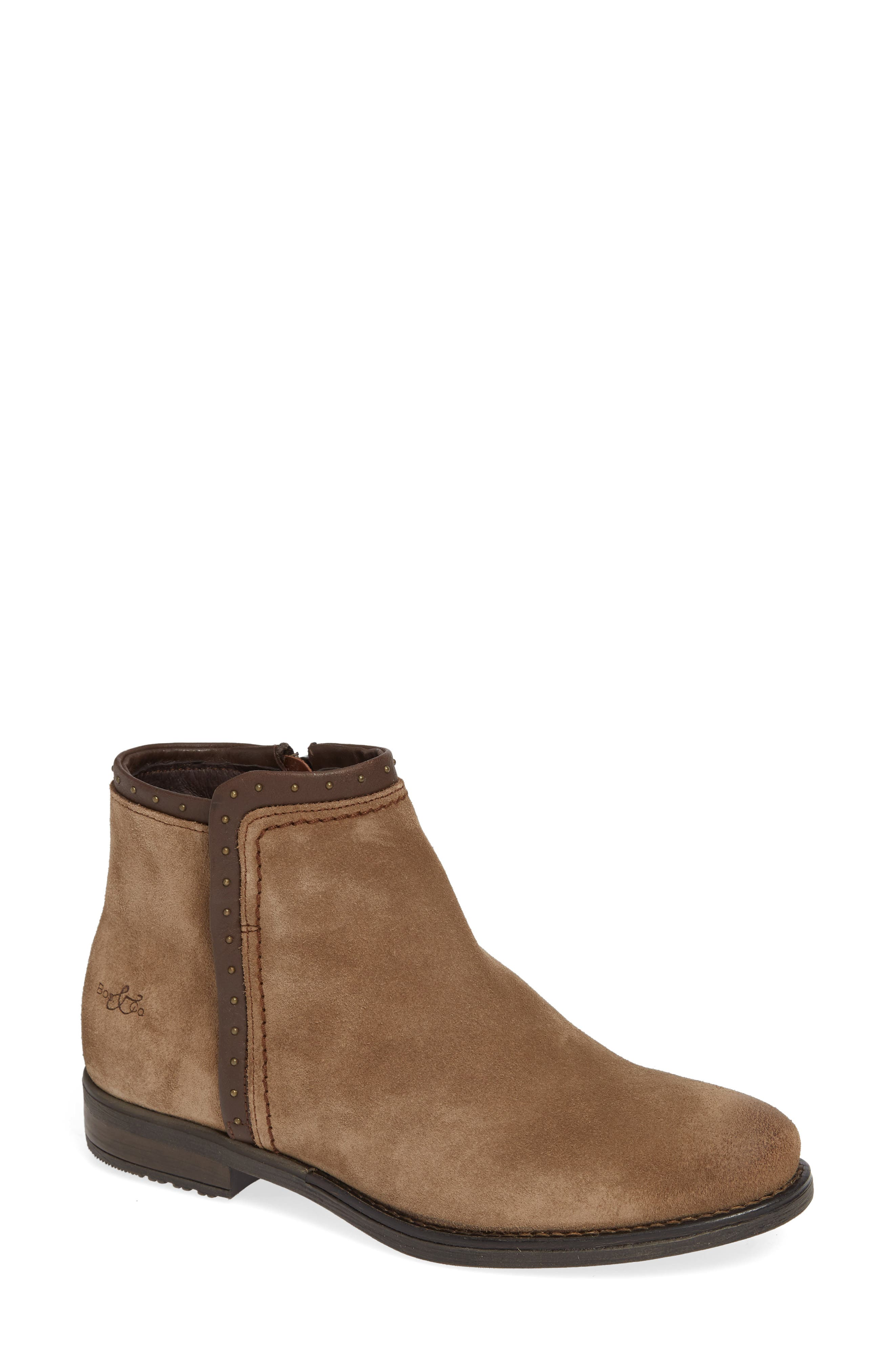 Bos. & Co. Ribos Bootie, Beige