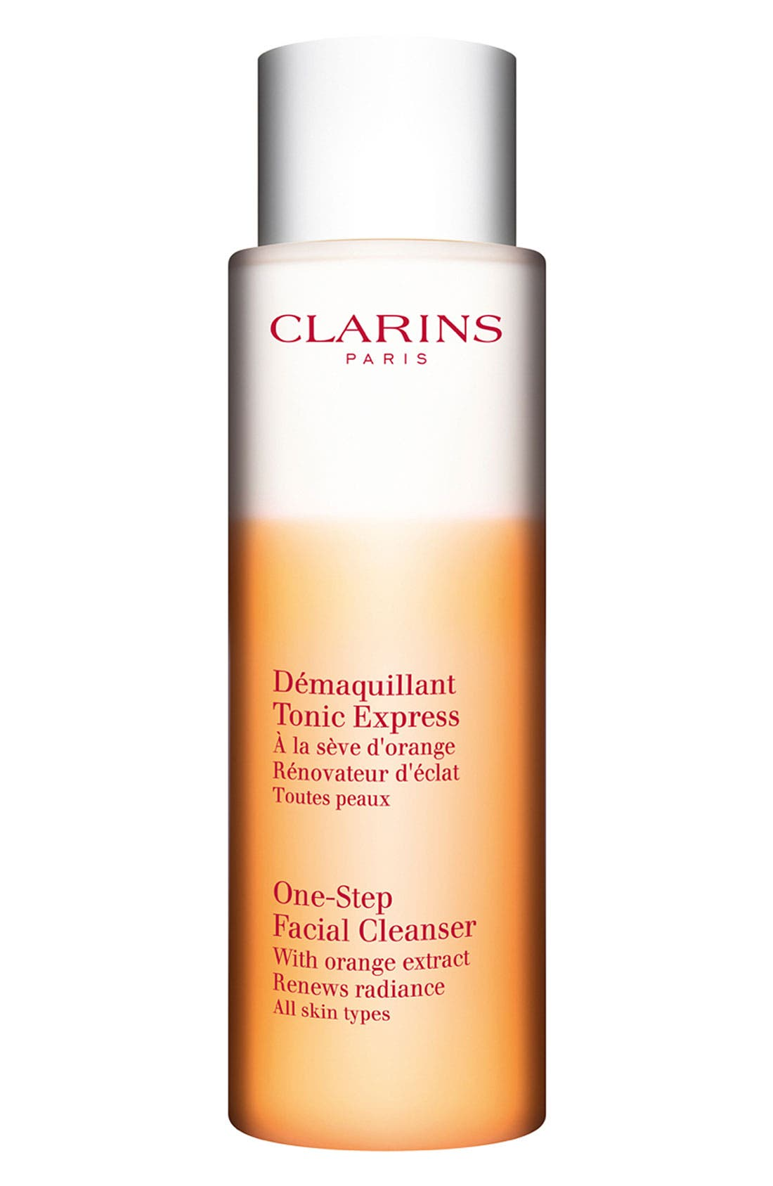 CLARINS, One-Step Facial Cleanser, Main thumbnail 1, color, NO COLOR