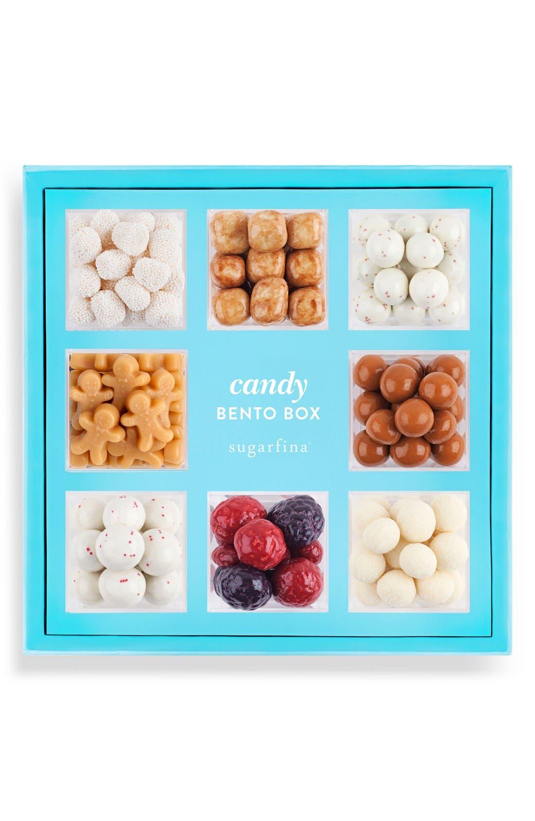 SUGARFINA, Happy Holidays Candy Bento Box, Main thumbnail 1, color, 100