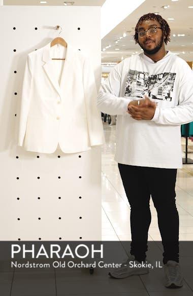 Cotton Blend Blazer, sales video thumbnail