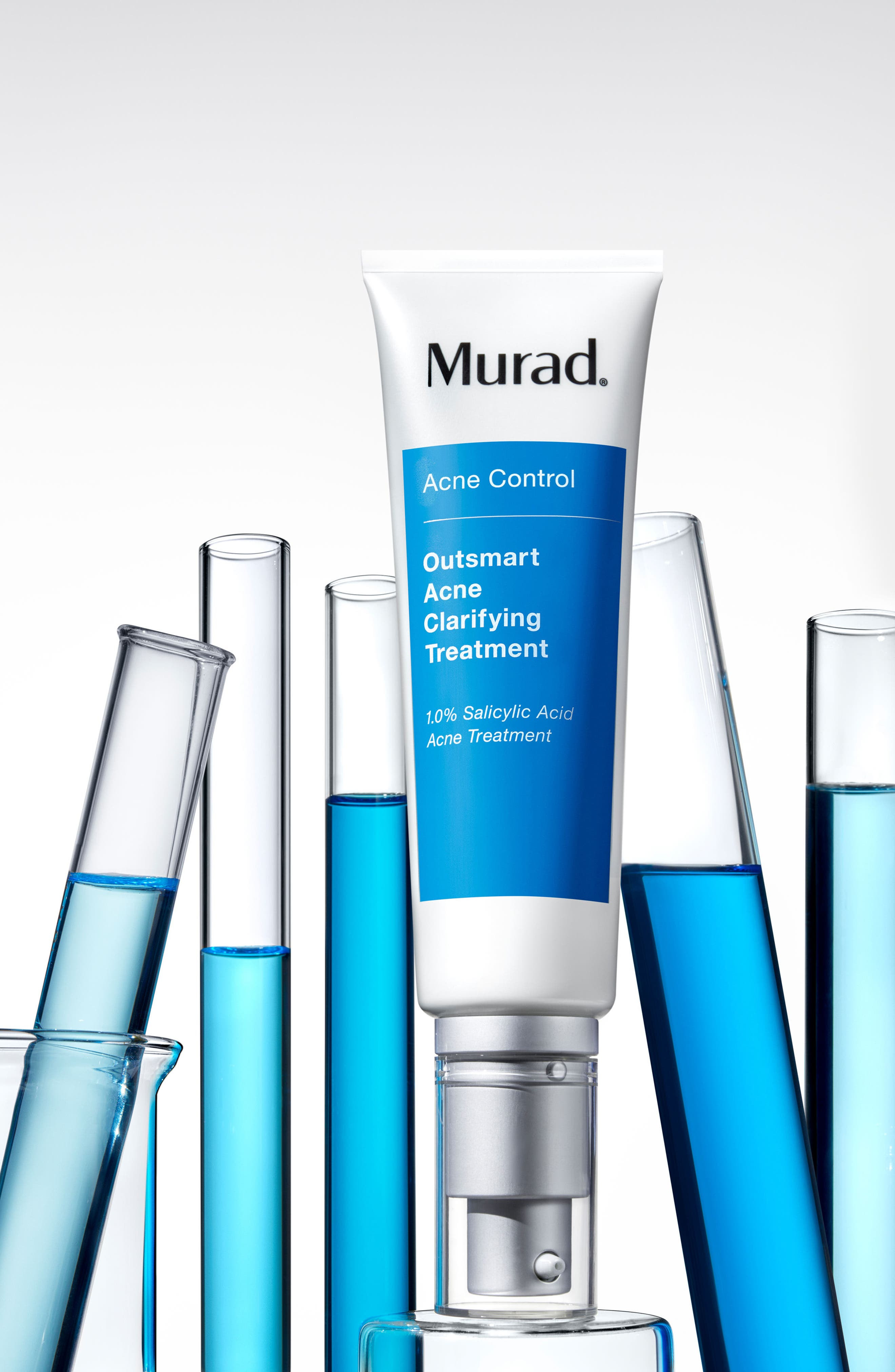 MURAD<SUP>®</SUP>, Outsmart Acne Clarifying Treatment, Alternate thumbnail 7, color, NO COLOR