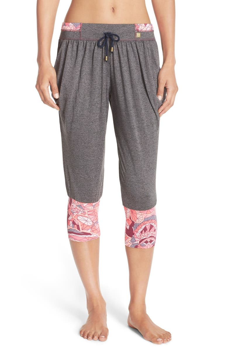 7d4179b011839 Maaji 'Breezy Om' Crop Yoga Pants | Nordstrom