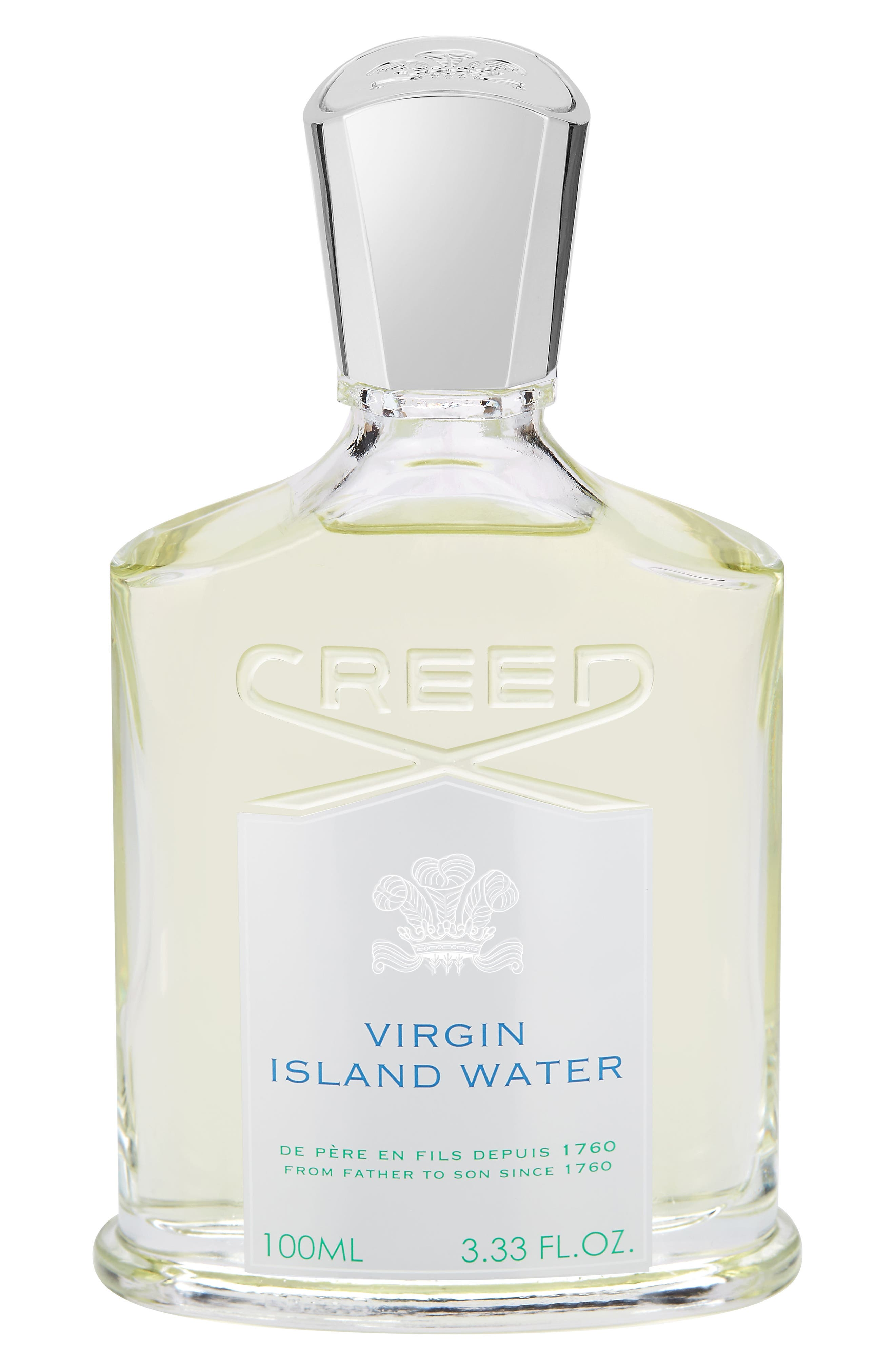 CREED, 'Virgin Island Water' Fragrance, Main thumbnail 1, color, NO COLOR
