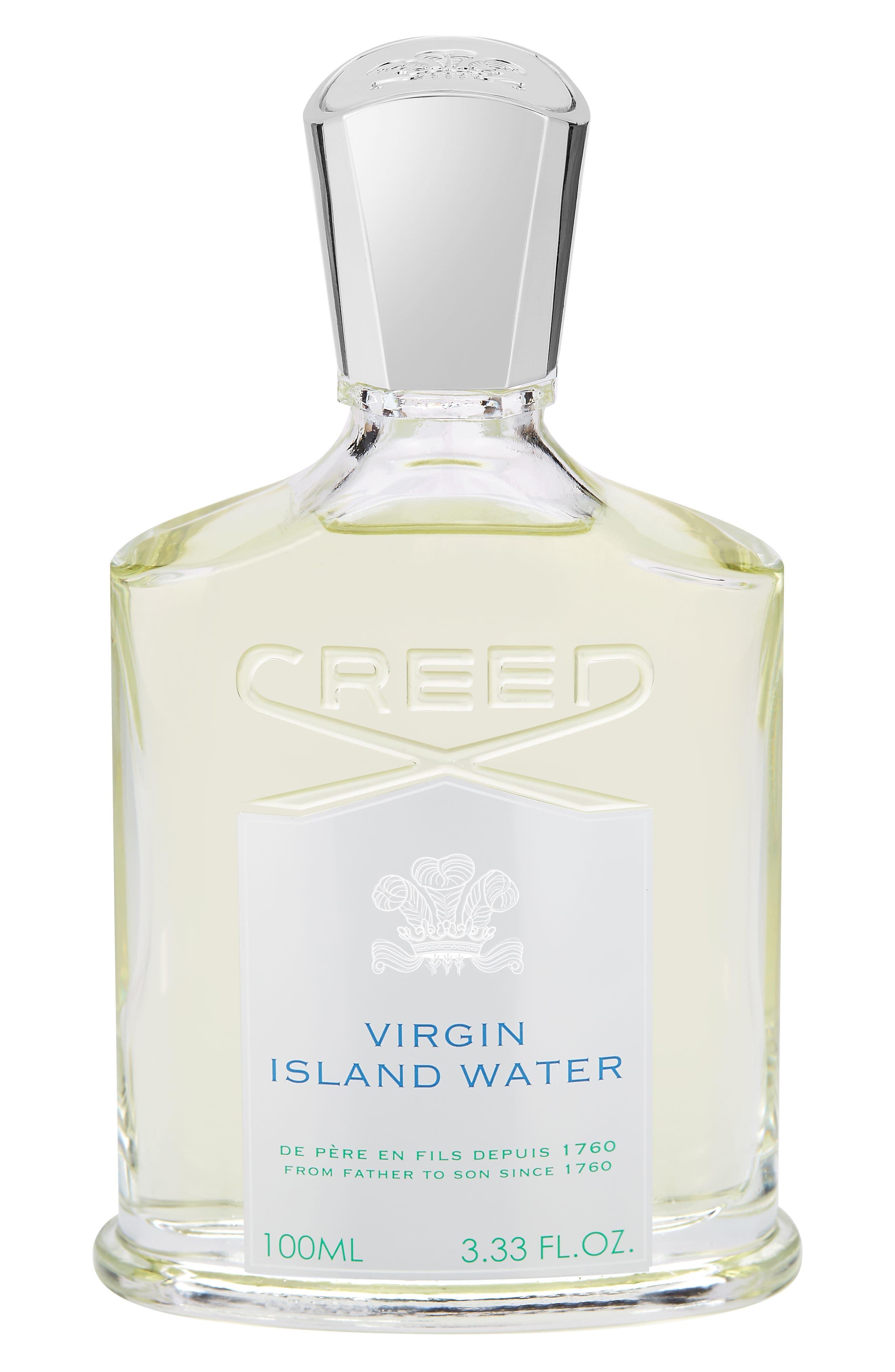 CREED 'Virgin Island Water' Fragrance, Main, color, NO COLOR