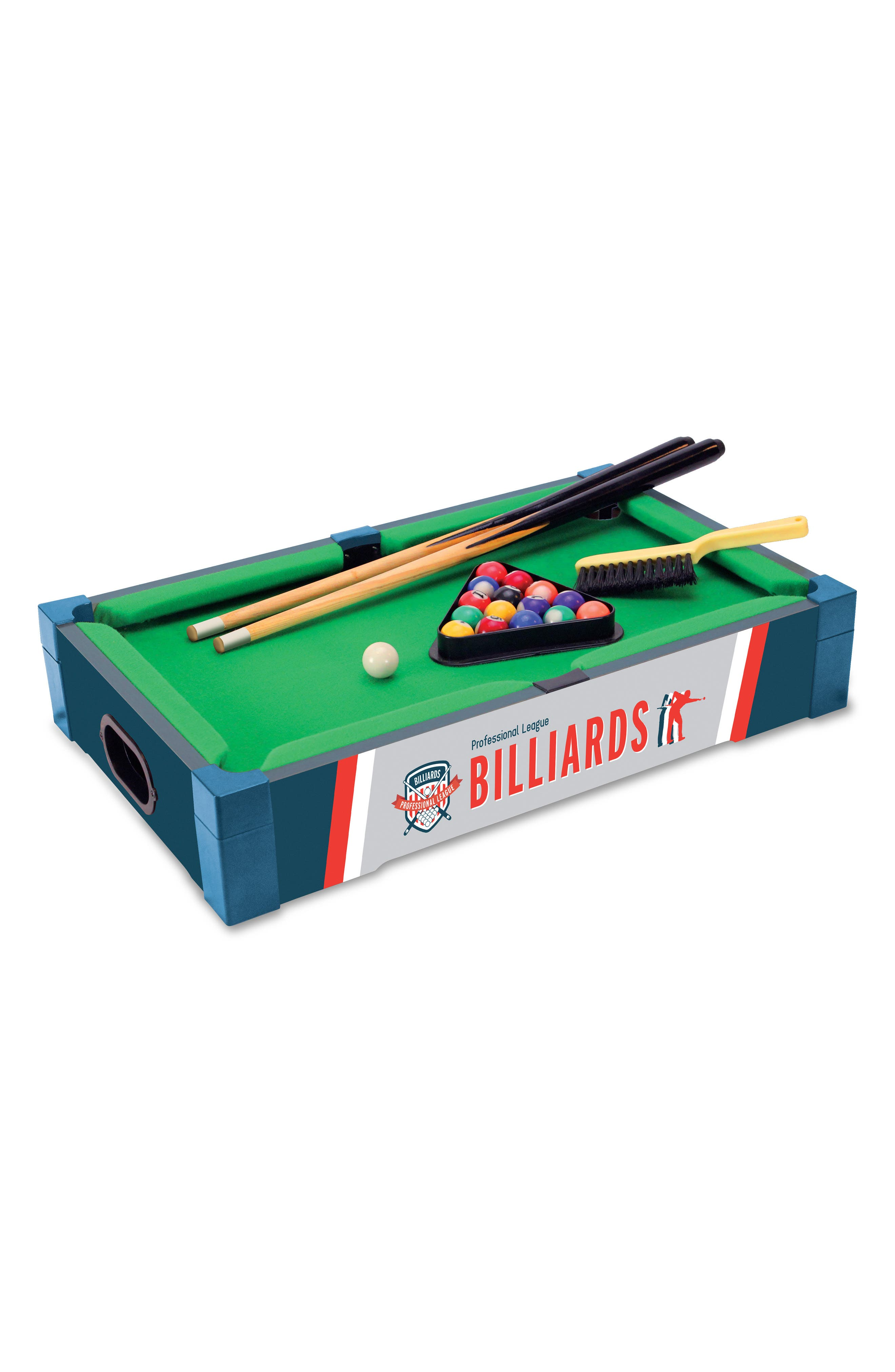 WESTMINSTER TOYS Championship Series Pool Table Game, Main, color, 400