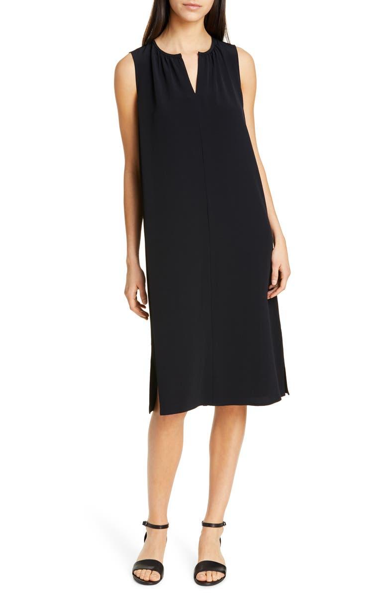 Eileen Fisher Dresses SILK SHIFT DRESS