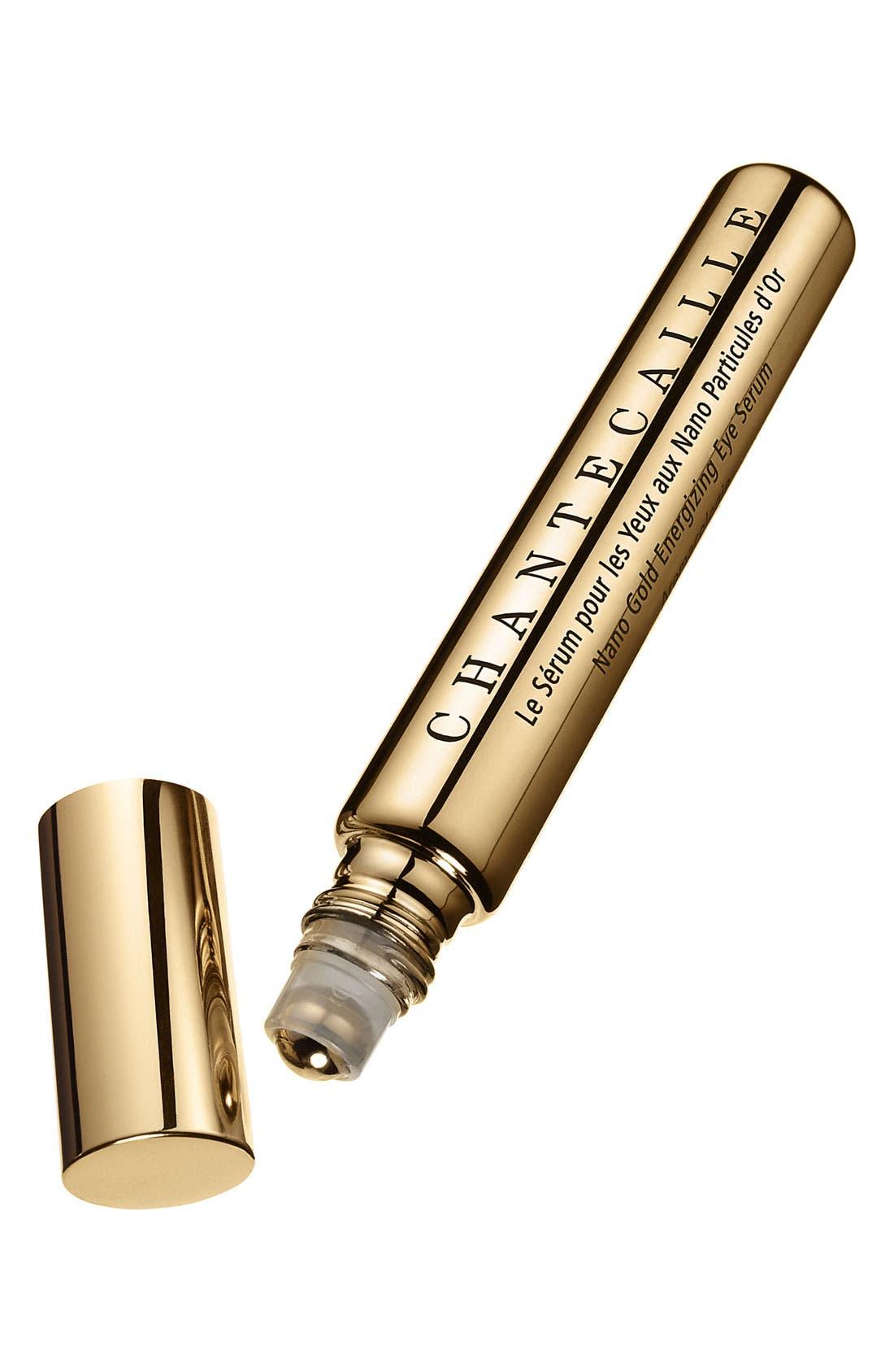 CHANTECAILLE Nano Gold Energizing Eye Serum, Main, color, NO COLOR