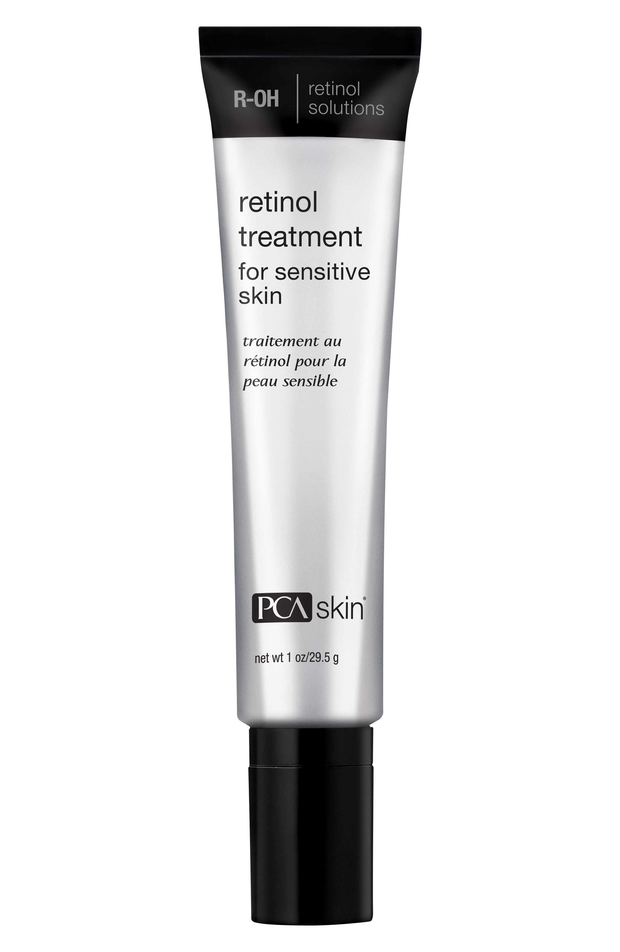 PCA SKIN, Retinol Treatment for Sensitive Skin, Main thumbnail 1, color, NO COLOR