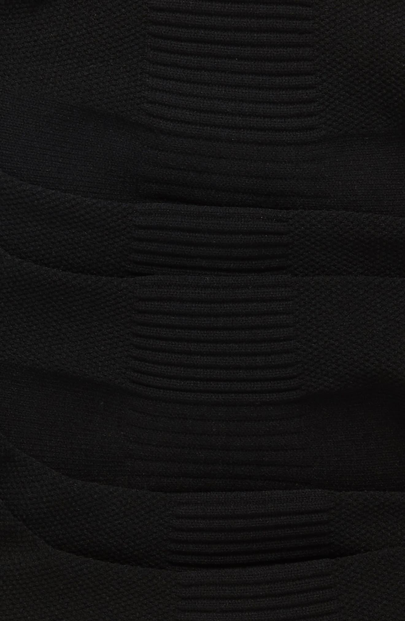 POLO RALPH LAUREN, 3-Pack Tech Athletic Quarter Socks, Alternate thumbnail 2, color, BLACK