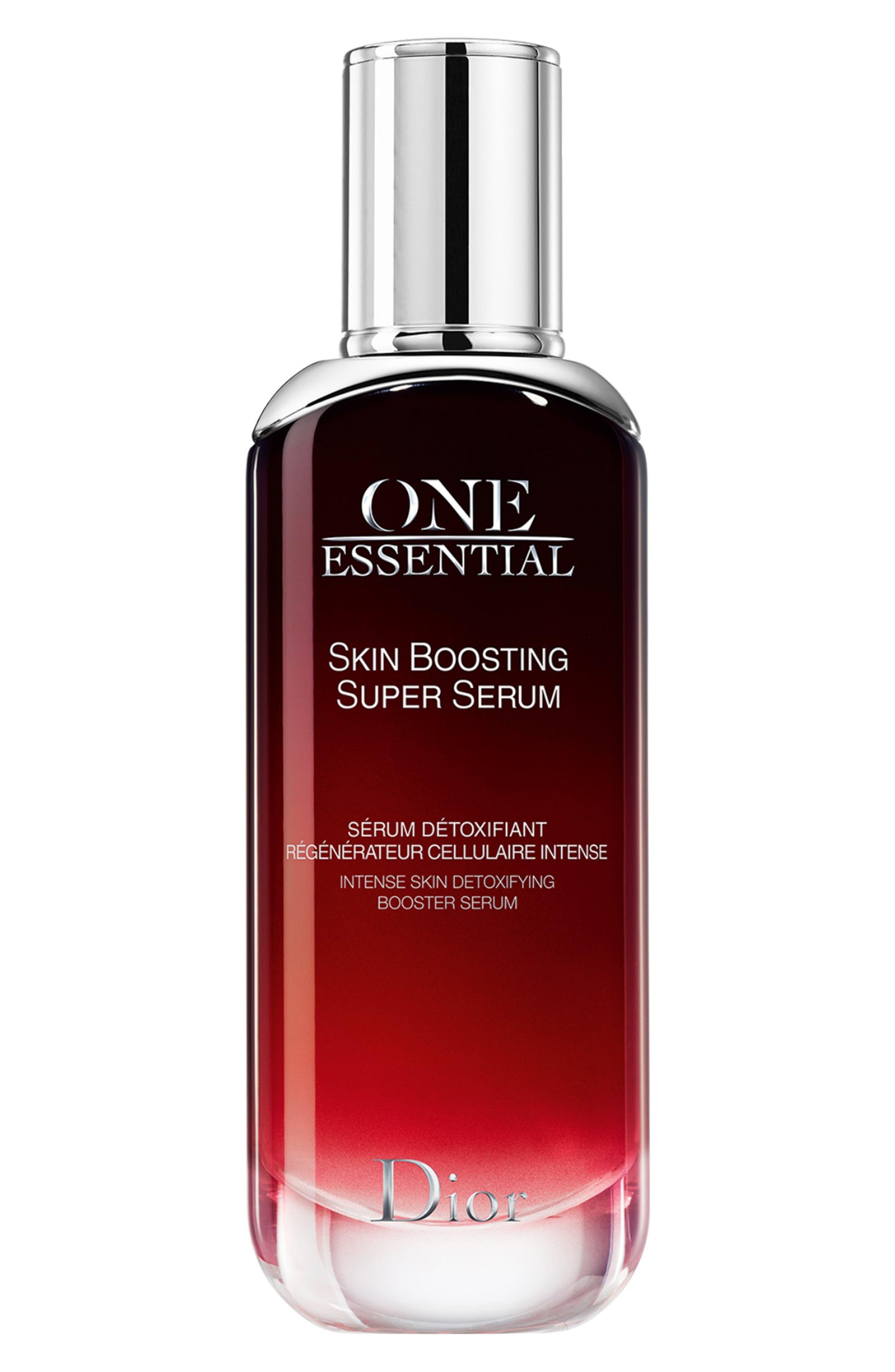 DIOR, One Essential Skin Boosting Super Serum, Alternate thumbnail 4, color, NO COLOR