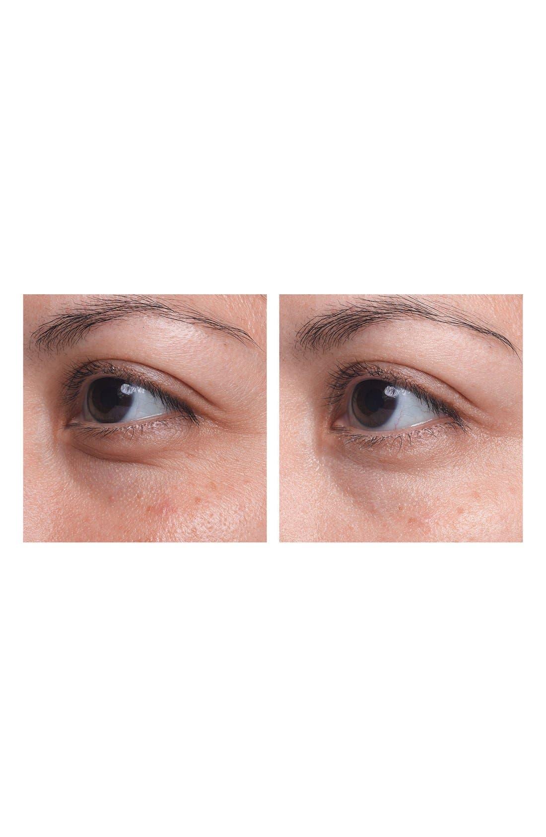 LANCÔME, Visionnaire Yeux Eye on Correction<sup>®</sup> Advanced Multi-Correcting Eye Balm, Alternate thumbnail 3, color, NO COLOR
