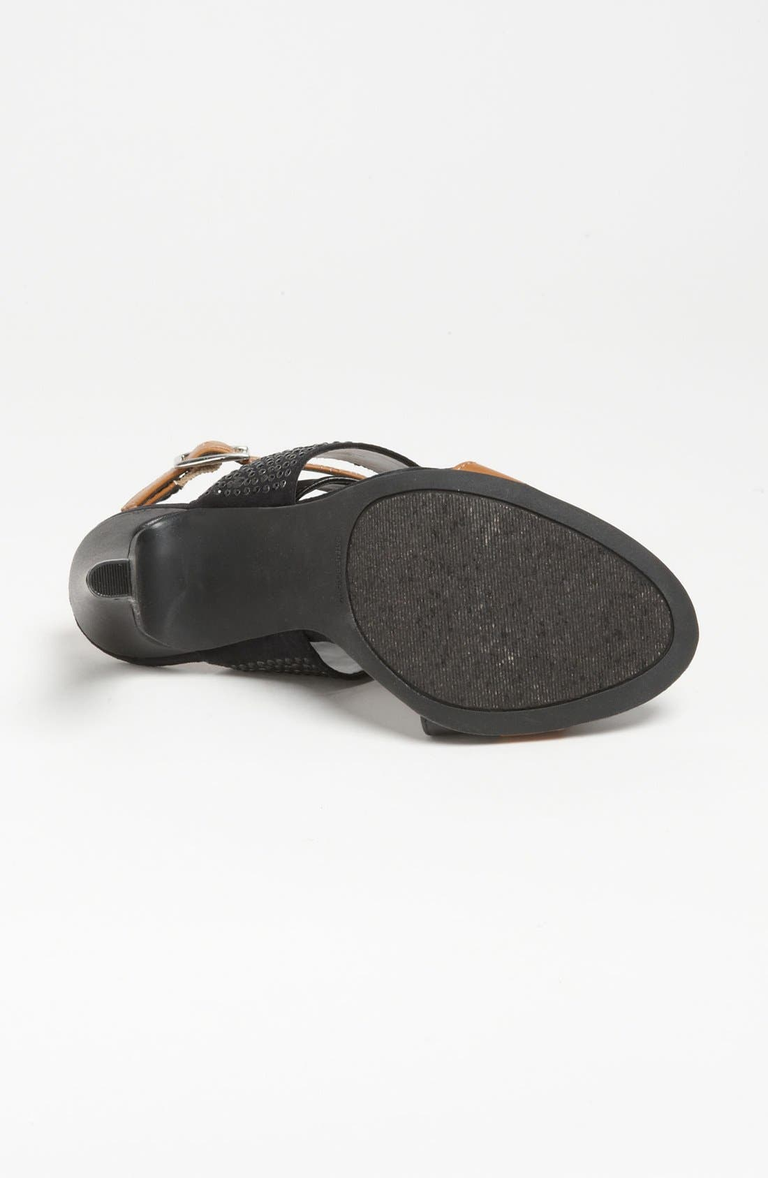 SOLE SOCIETY, 'Savannah' Sandal, Alternate thumbnail 3, color, 210