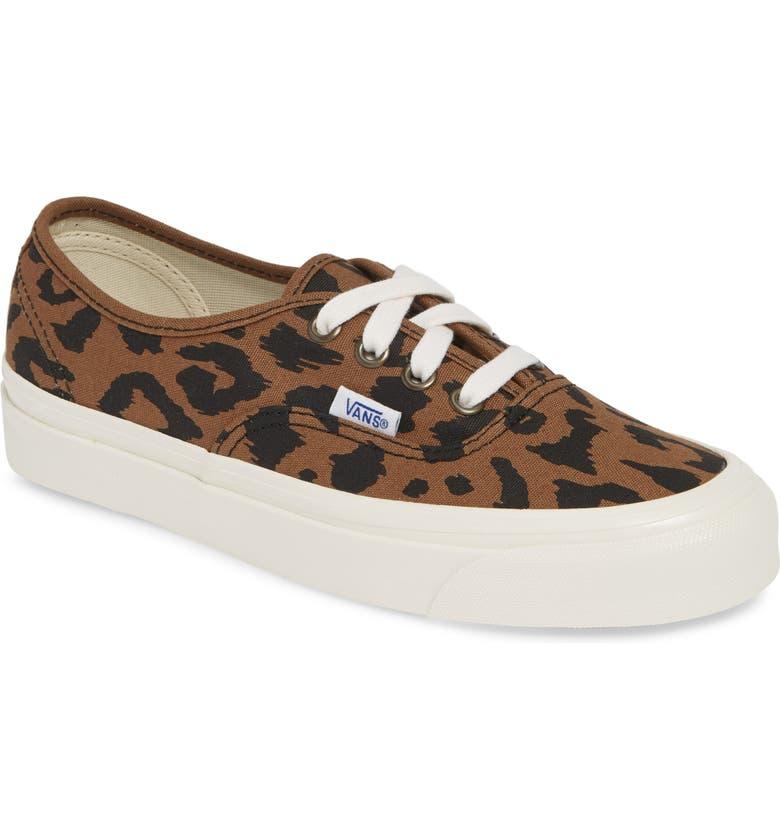 b4b612c602ab90 Vans Anaheim Factory Authentic 44 DX Print Sneaker (Women)