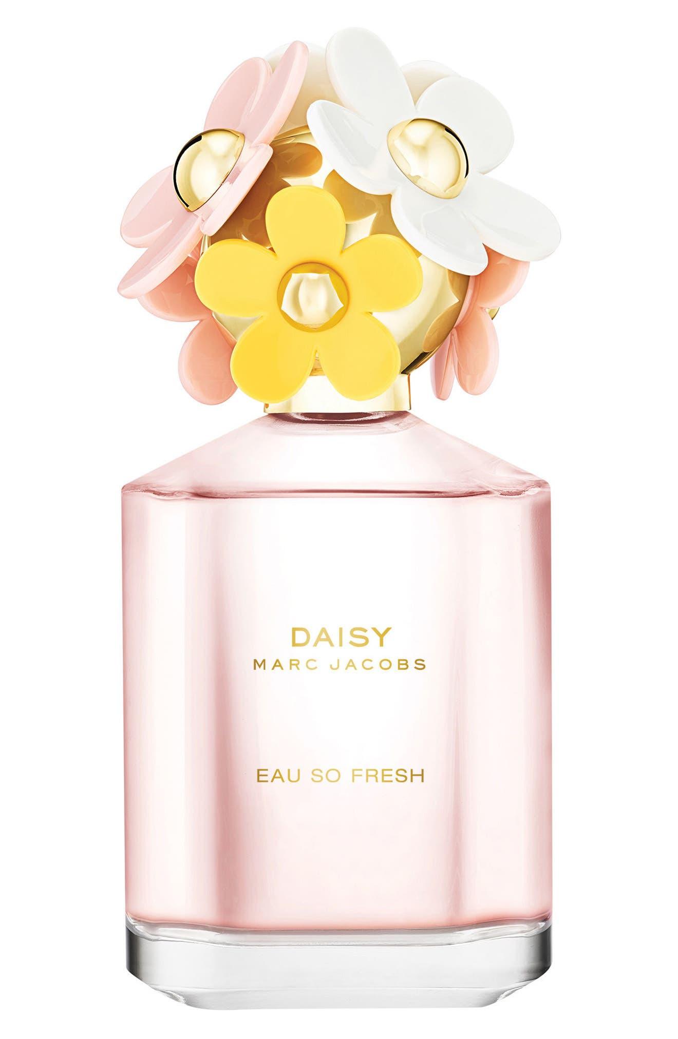 MARC JACOBS, Daisy Eau So Fresh Eau de Toilette, Main thumbnail 1, color, NO COLOR