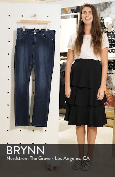 Rocker Flap Pocket Slim Bootcut Jeans, sales video thumbnail
