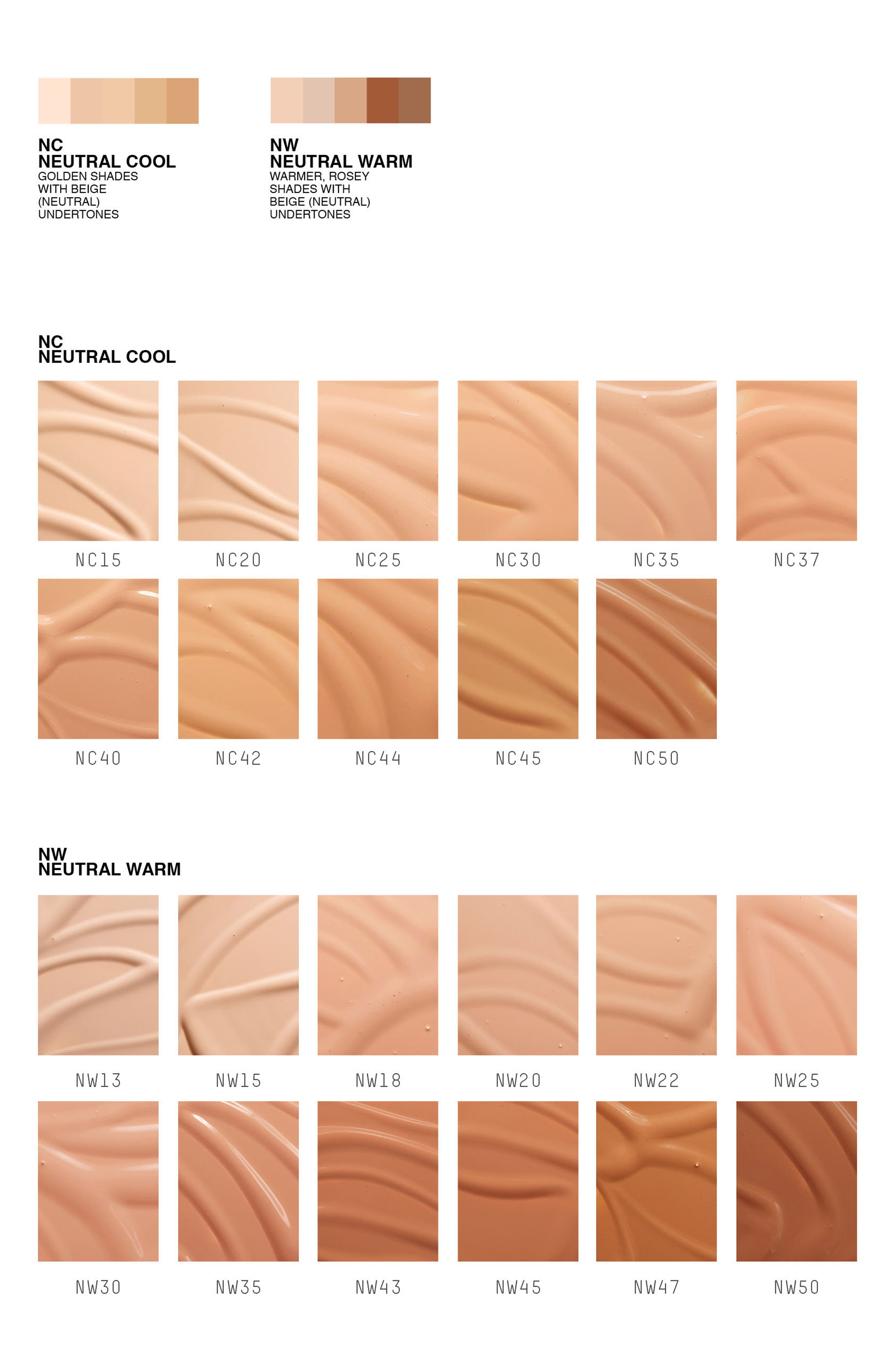 MAC COSMETICS, MAC M·A·C Studio Waterweight Foundation SPF 30, Alternate thumbnail 5, color, NC 15