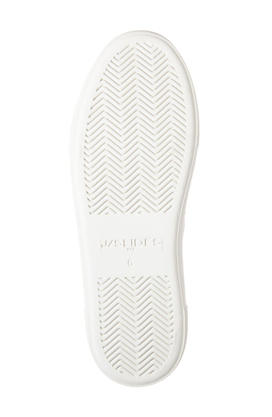 JSLIDES, Tassel Slip-On Sneaker, Alternate thumbnail 2, color, 015
