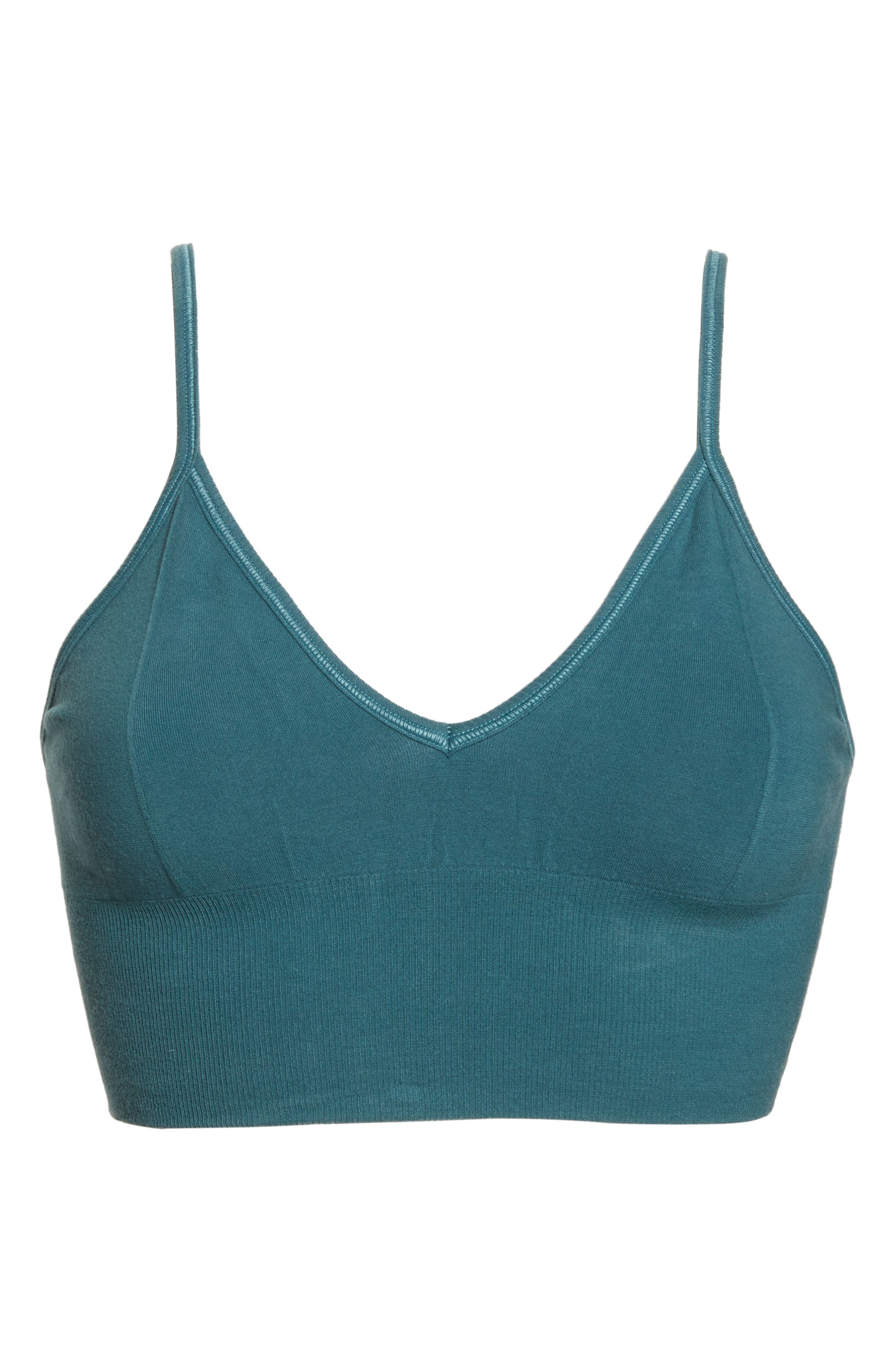 ALO, Delight Sports Bra, Alternate thumbnail 7, color, 442