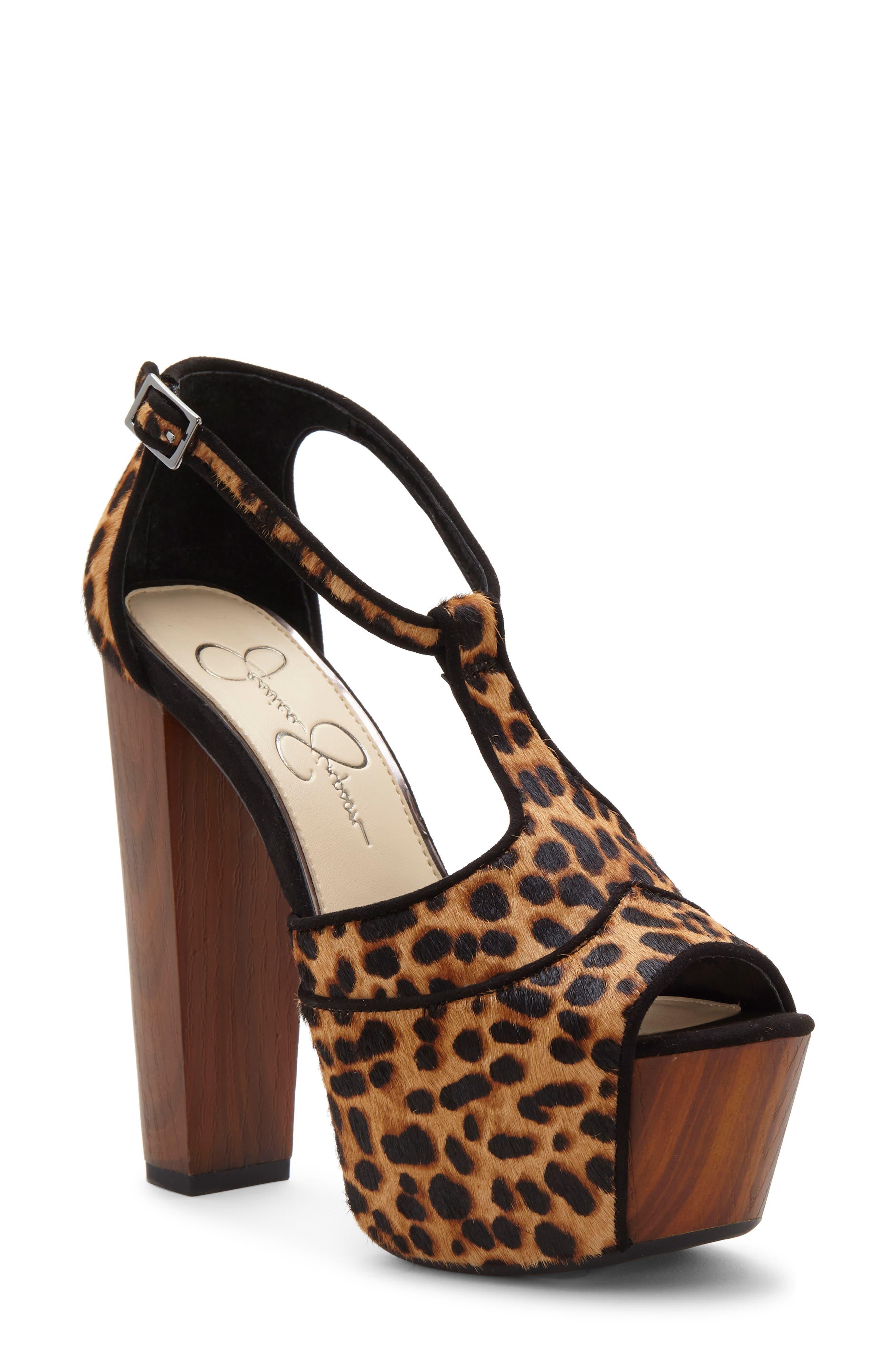09f2be0e250f Jessica Simpson  Dany  Genuine Calf Hair Sandal