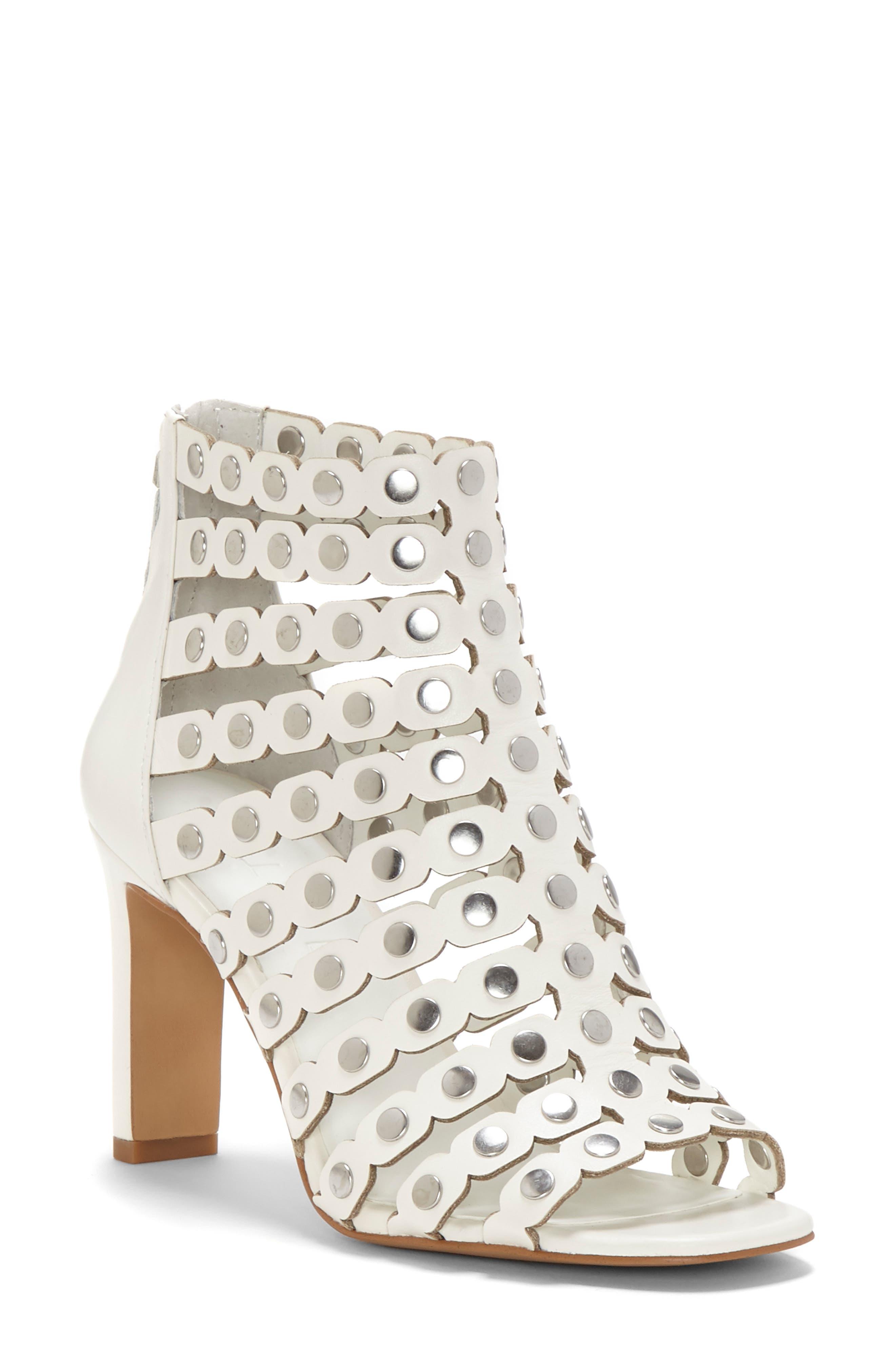 1.state Prentice Studded Sandal, White