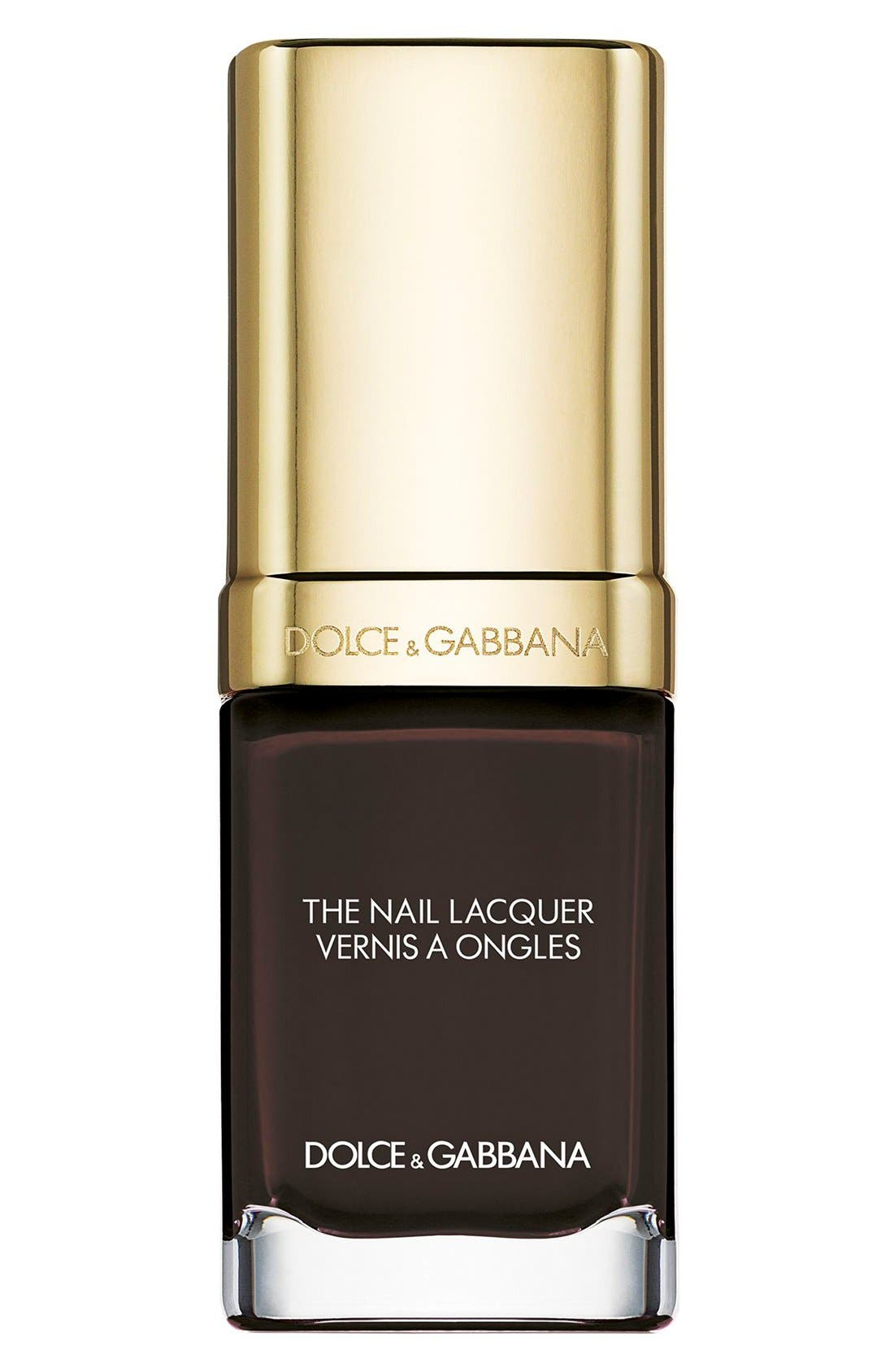 DOLCE&GABBANA BEAUTY 'The Nail Lacquer' Liquid Nail Lacquer, Main, color, 202