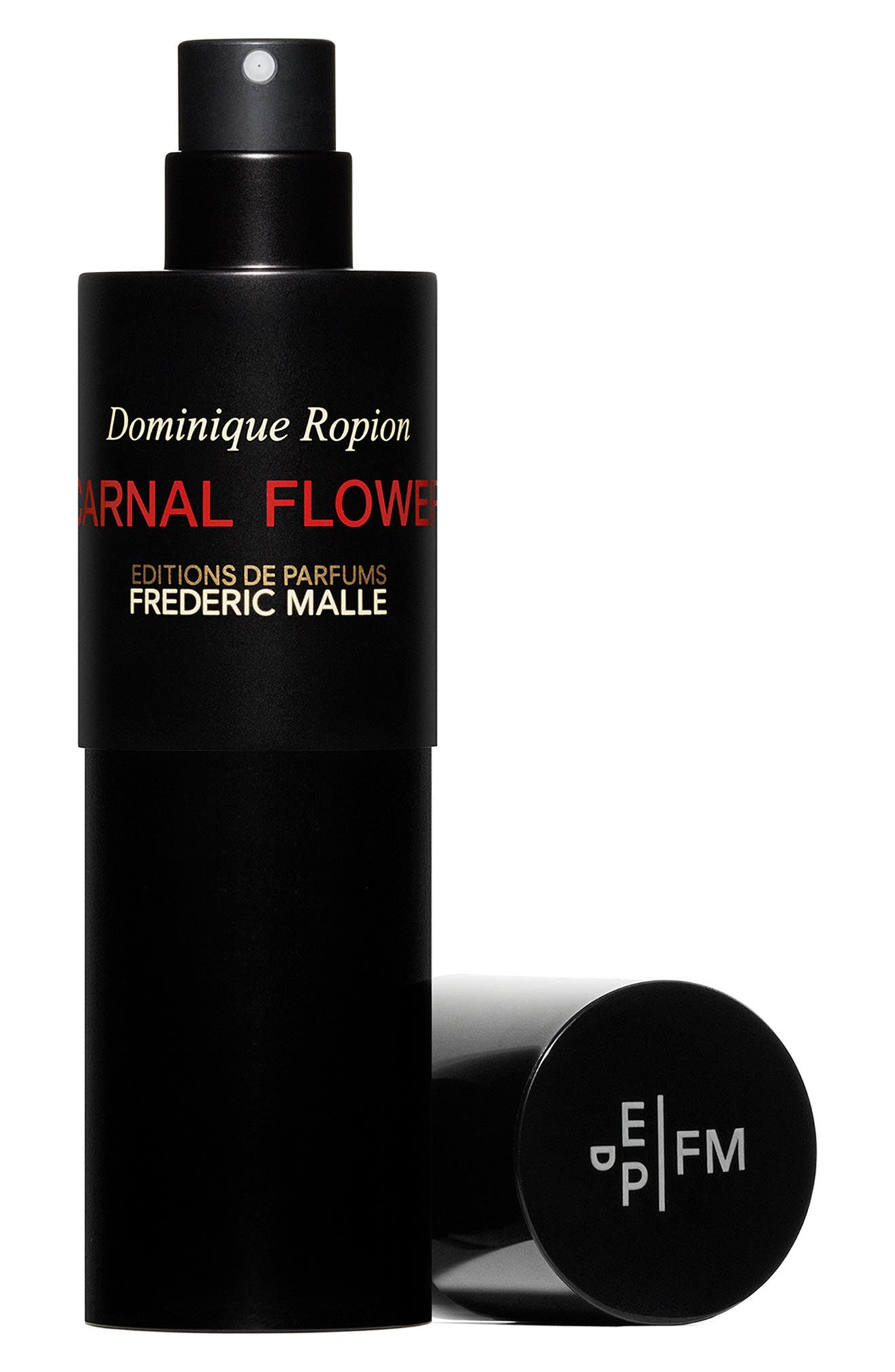 FREDERIC MALLE, Editions de Parfums Frédéric Malle Carnal Flower Travel Parfum Spray, Alternate thumbnail 3, color, NO COLOR