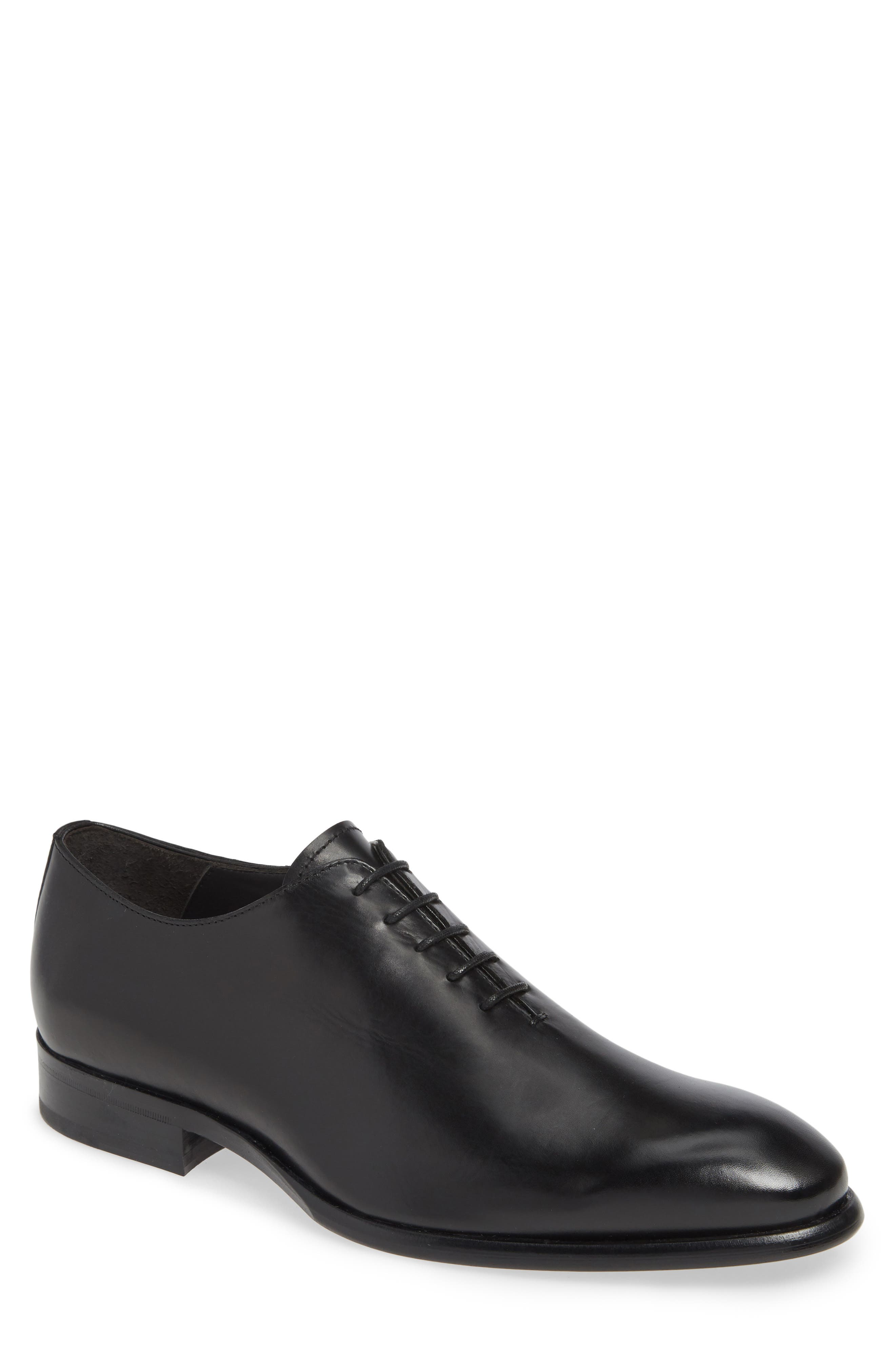 To Boot New York Forte Wholecut Oxford, Black
