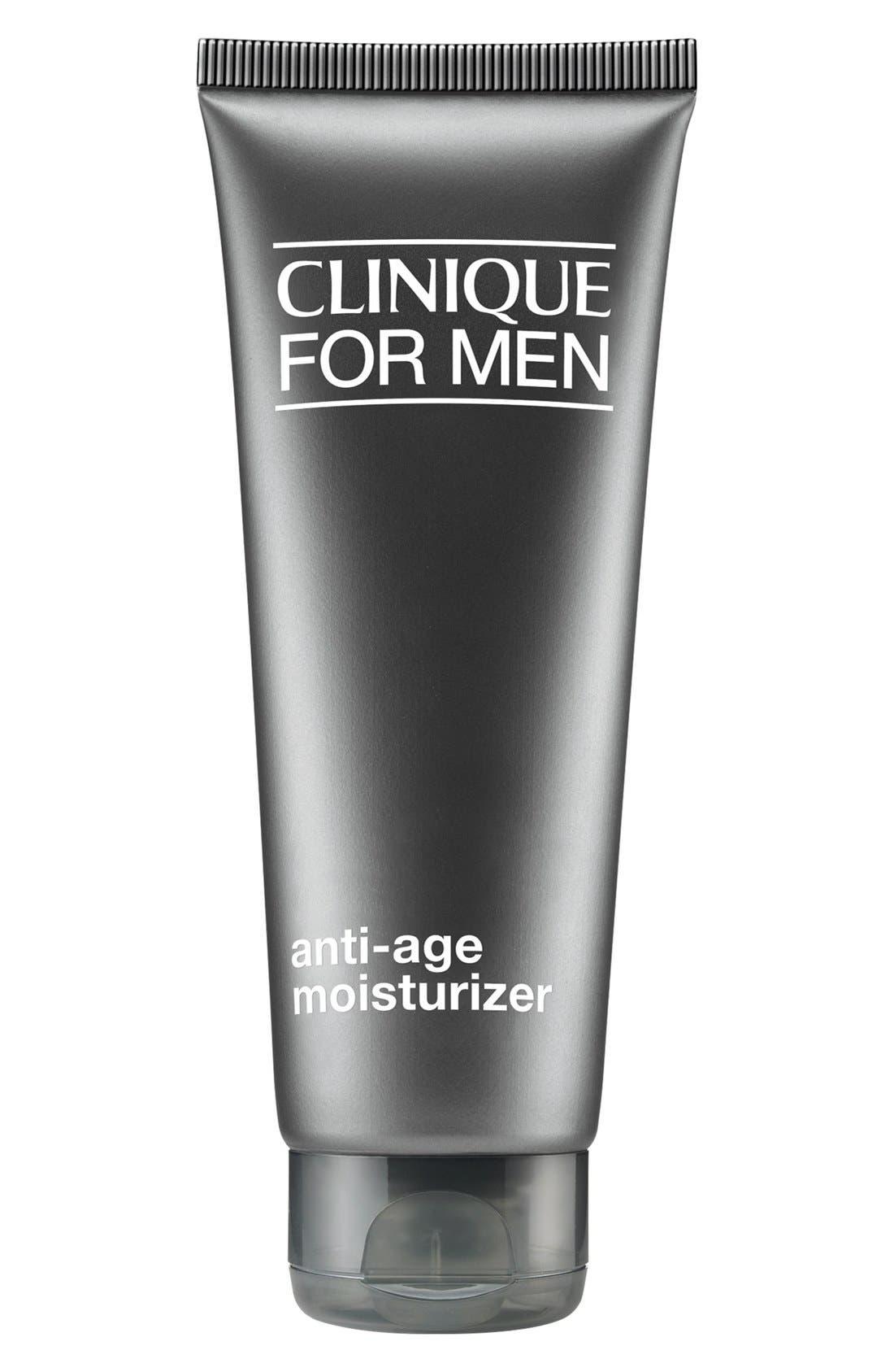 CLINIQUE, for Men Anti-Age Moisturizer, Main thumbnail 1, color, NO COLOR