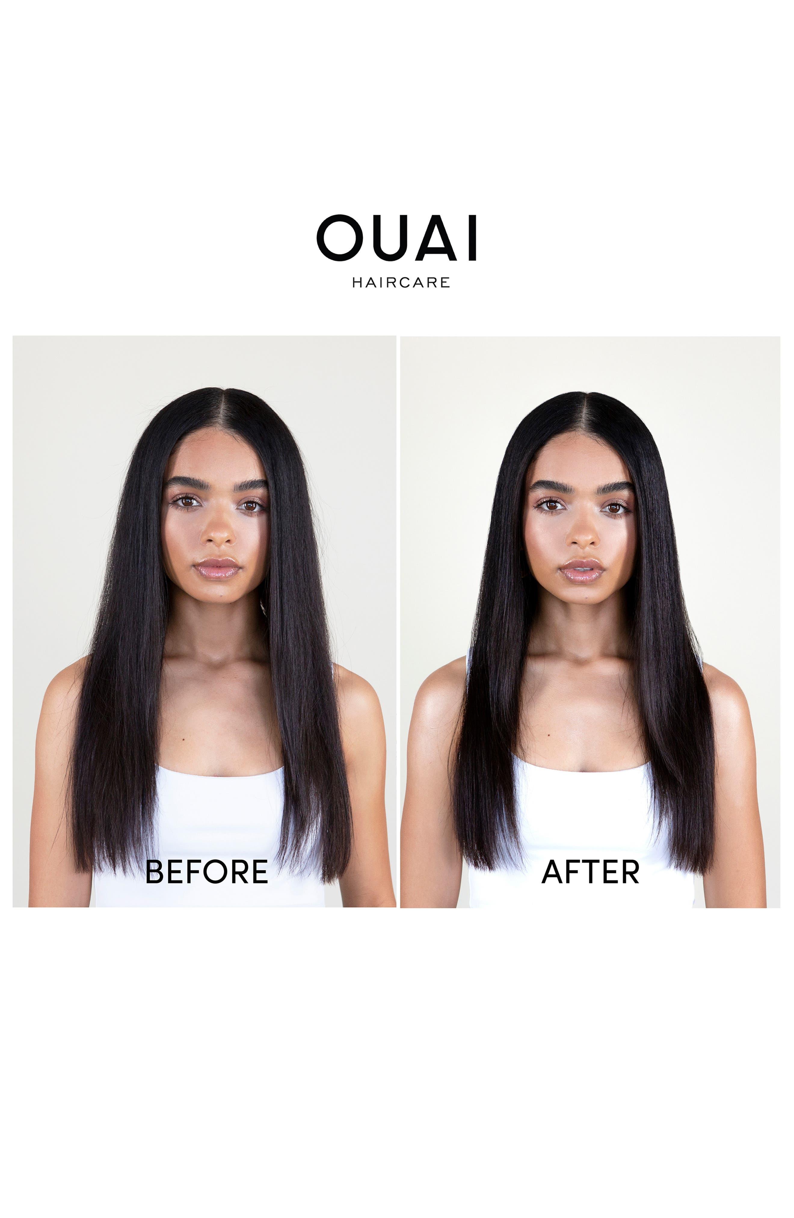 OUAI, Hair & Body Shine Mist, Alternate thumbnail 4, color, NO COLOR