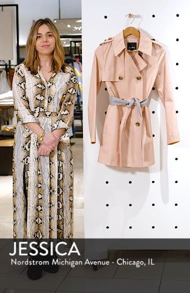 Water Resistant Trench Coat, sales video thumbnail