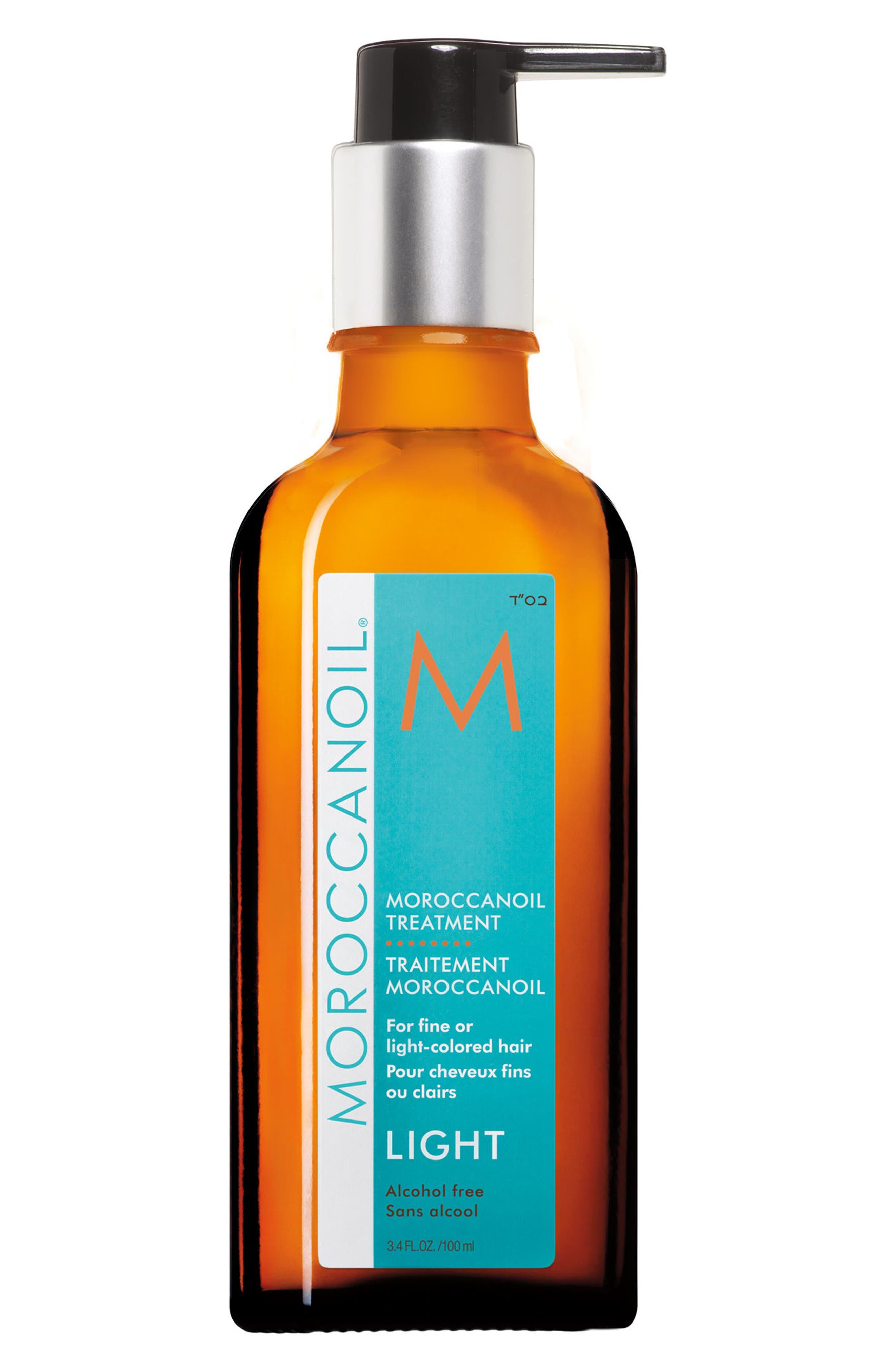 MOROCCANOIL<SUP>®</SUP>, Treatment Light, Alternate thumbnail 2, color, NO COLOR