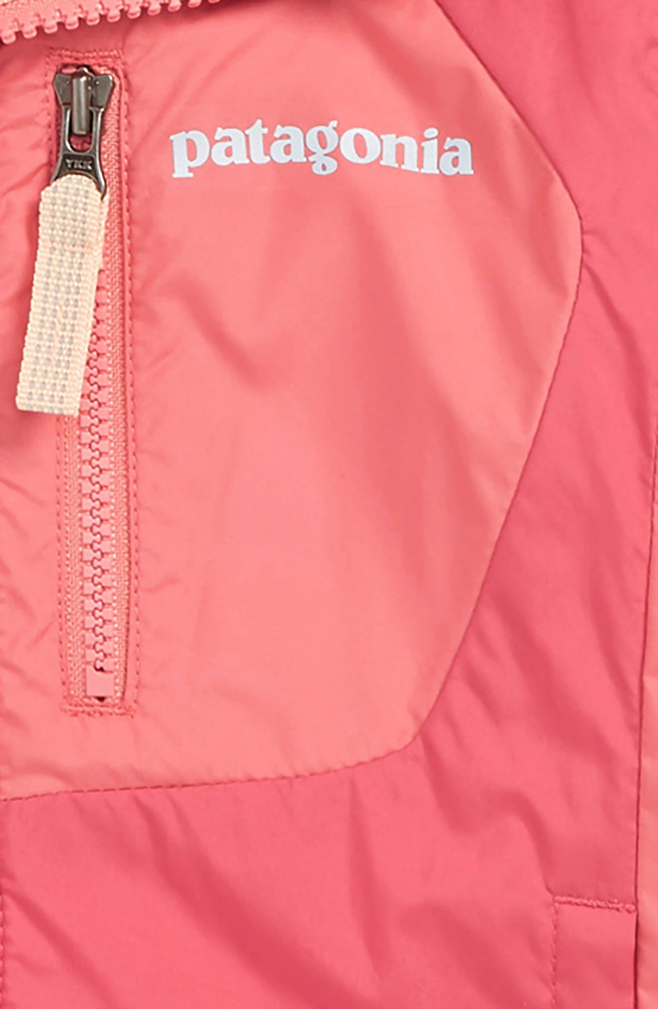 PATAGONIA, Quartzsite Hooded Jacket, Alternate thumbnail 2, color, REPI REEF PINK