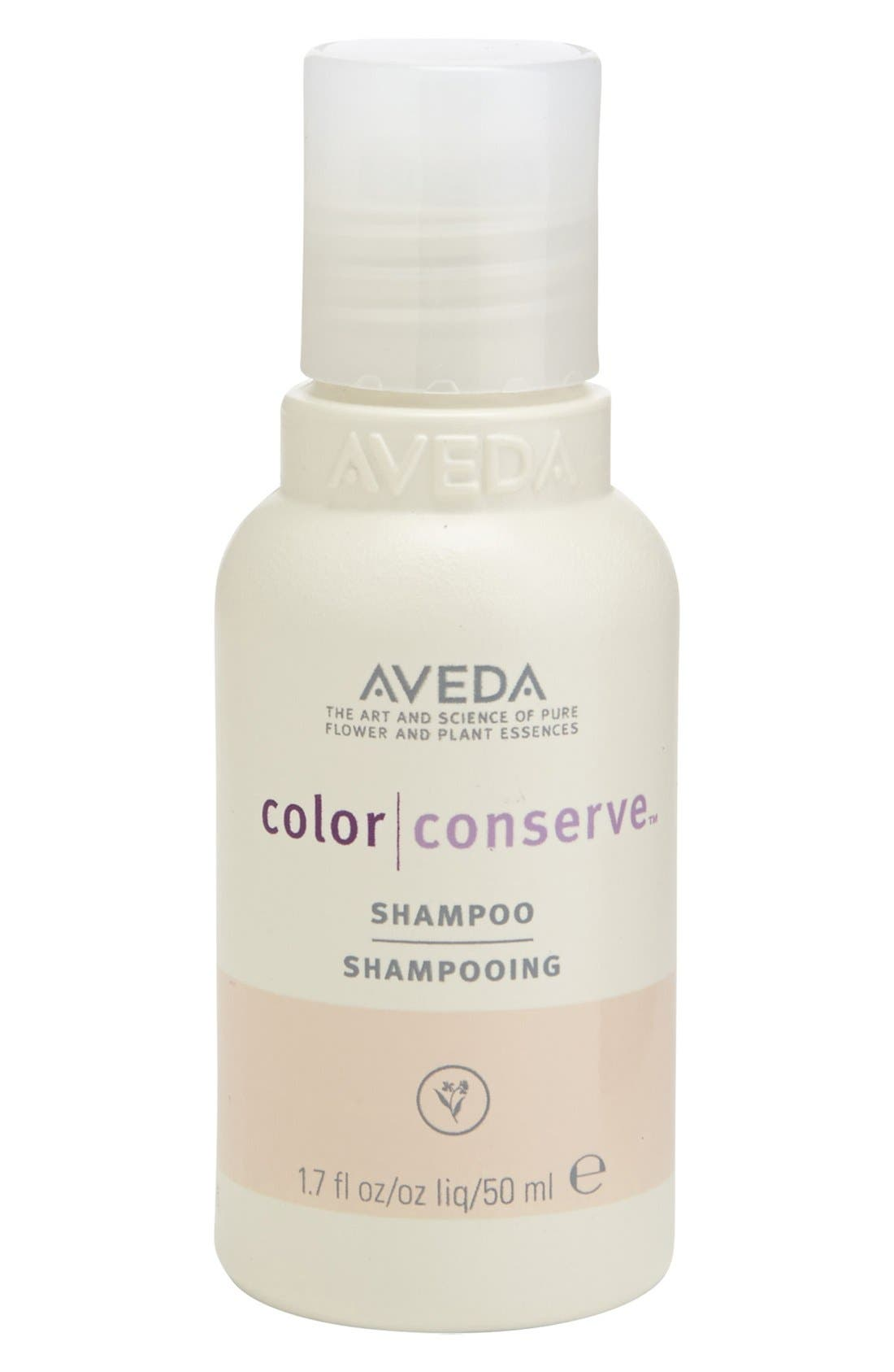 AVEDA, color conserve<sup>™</sup> Shampoo, Alternate thumbnail 3, color, NO COLOR